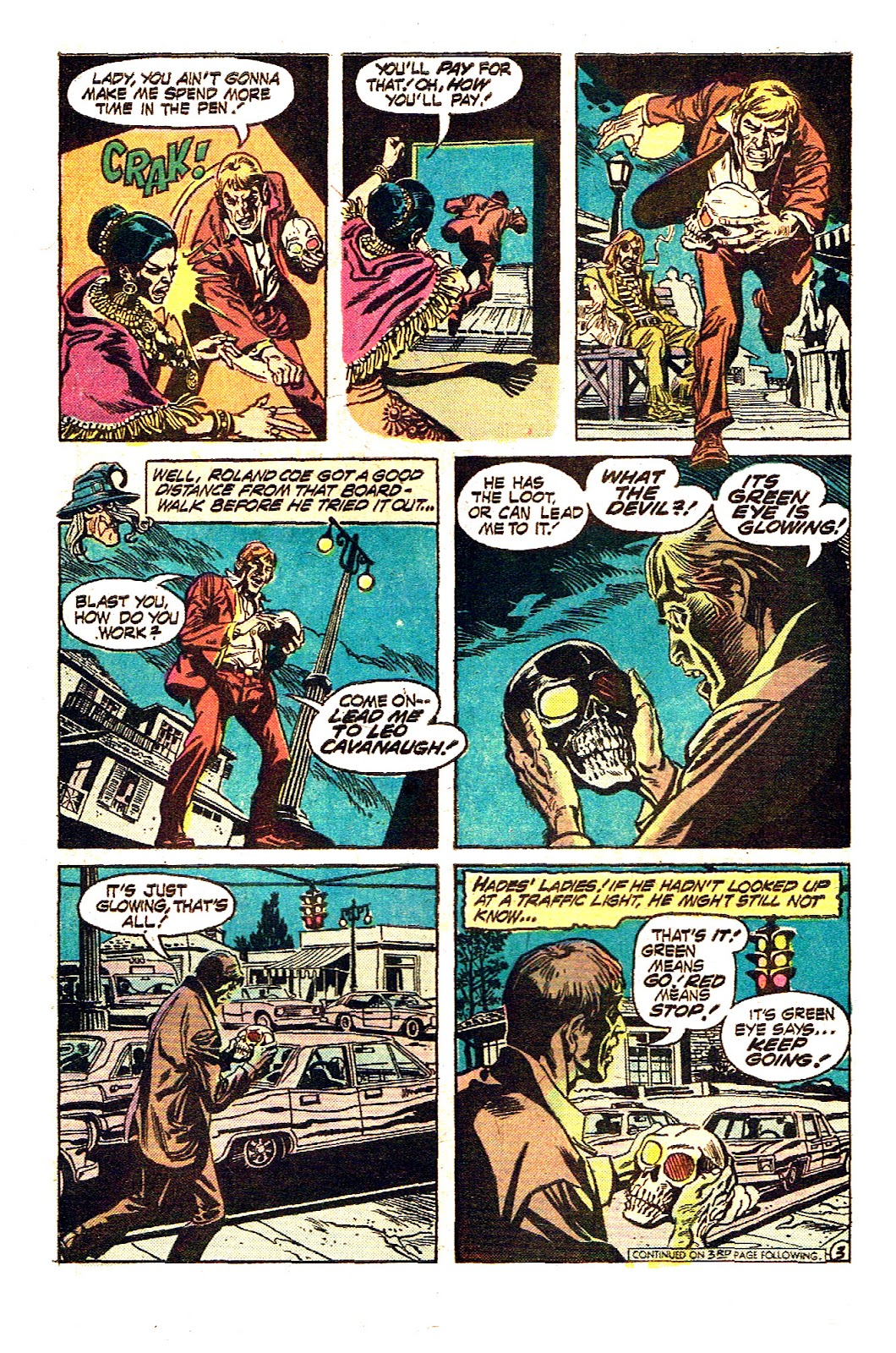 The Witching Hour (1969) issue 50 - Page 6