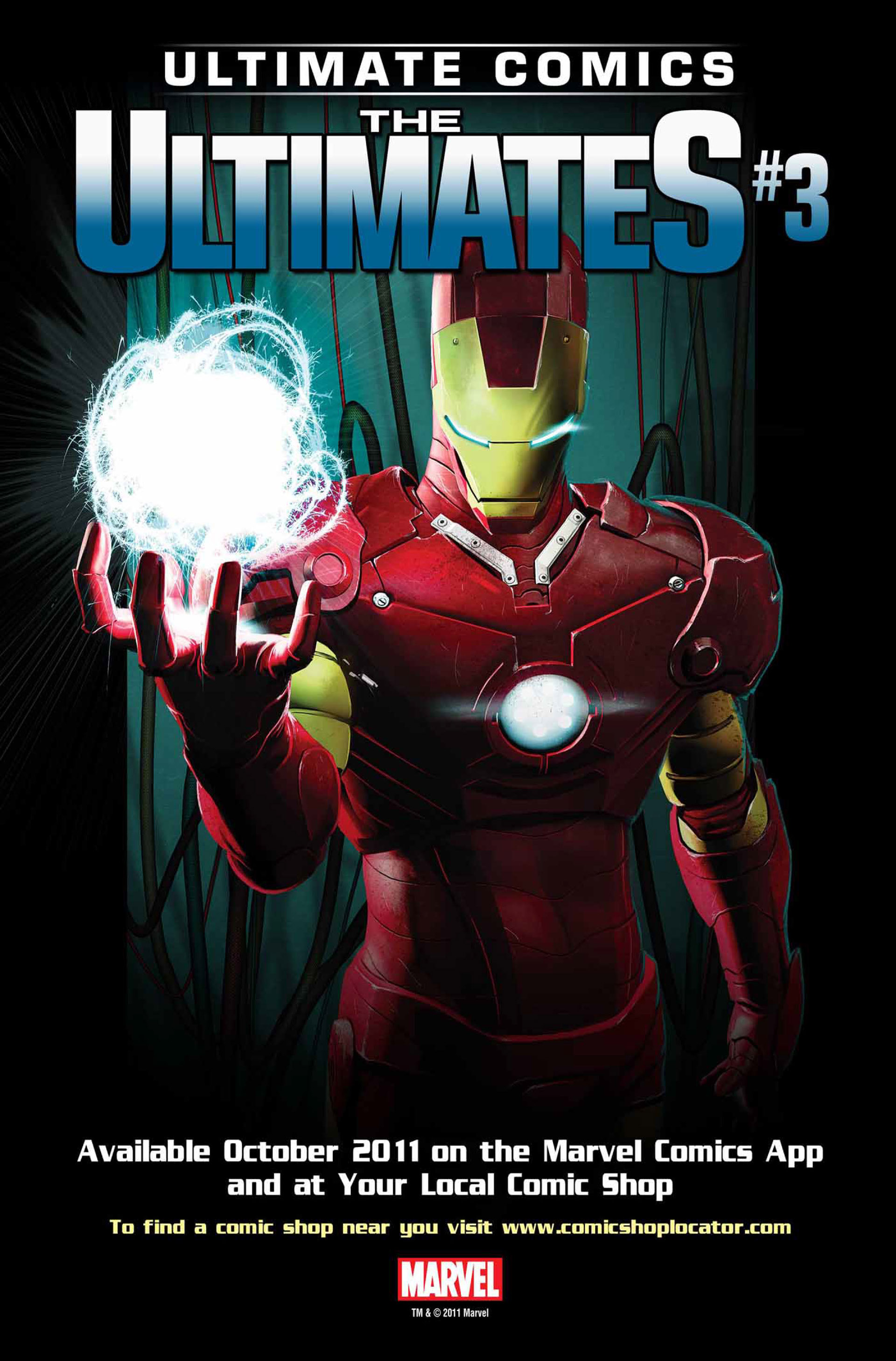 Read online Ultimate Comics Ultimates comic -  Issue #2 - 27
