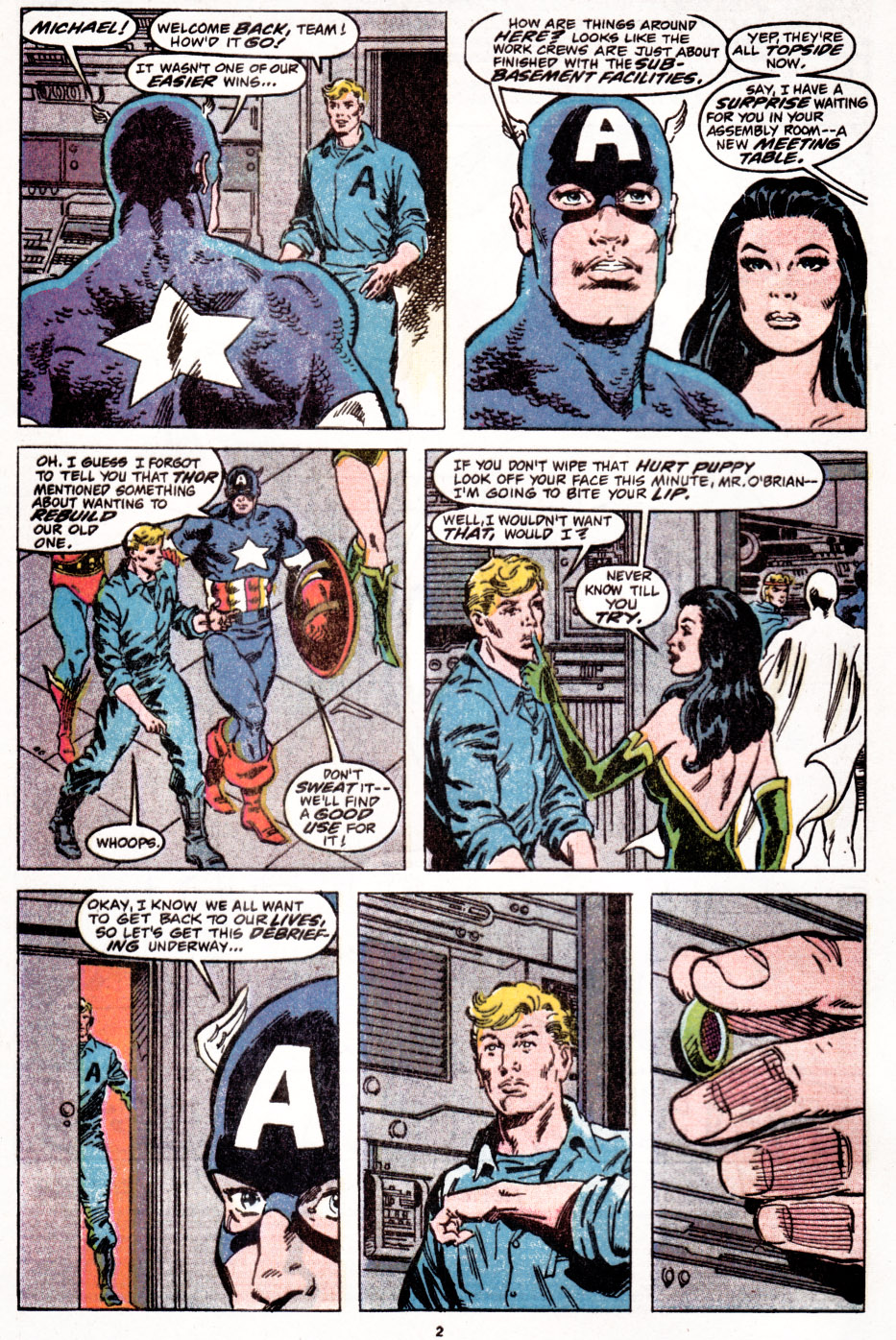 The Avengers (1963) 325 Page 2