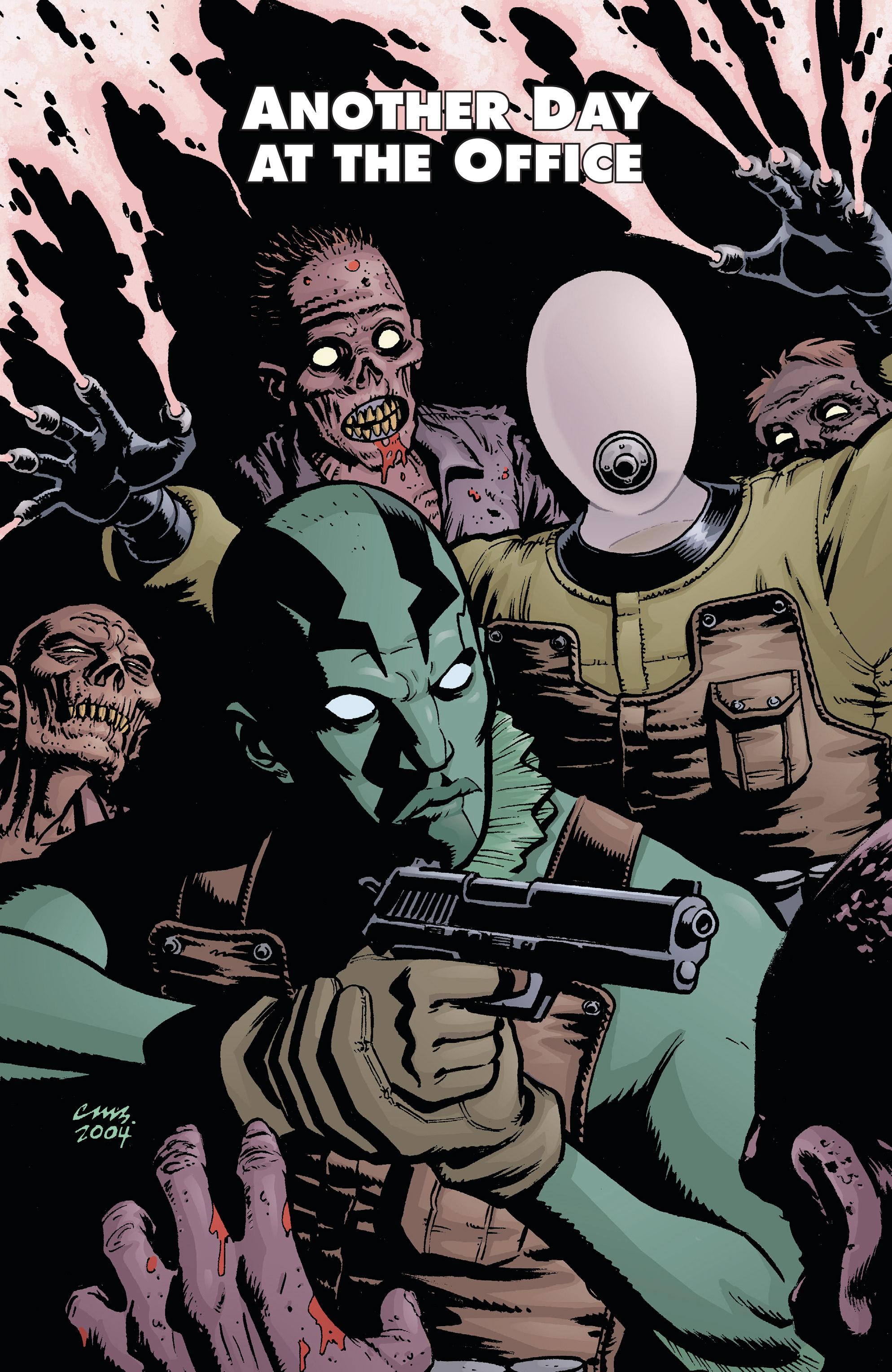 Read online B.P.R.D. (2003) comic -  Issue # TPB 2 - 105