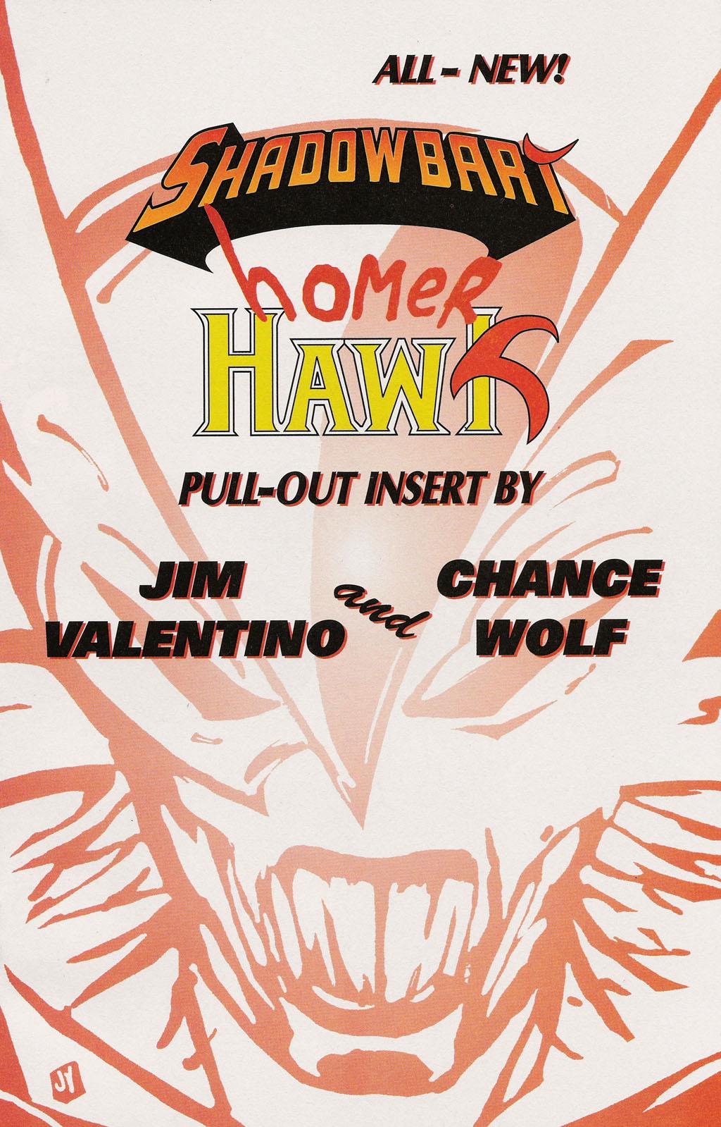 Read online ShadowHawk comic -  Issue #16 - 12