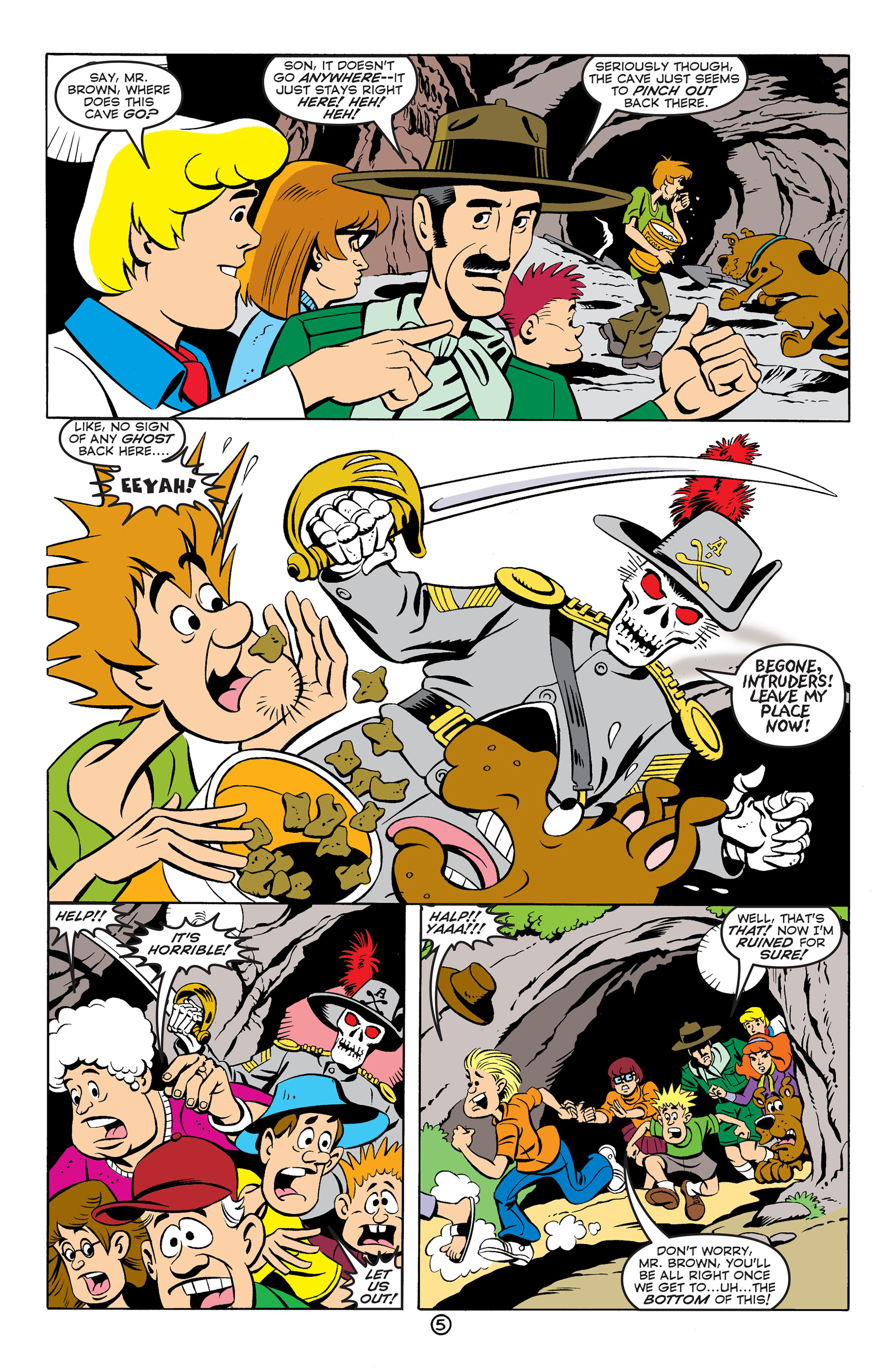 Read online Scooby-Doo (1997) comic -  Issue #52 - 6