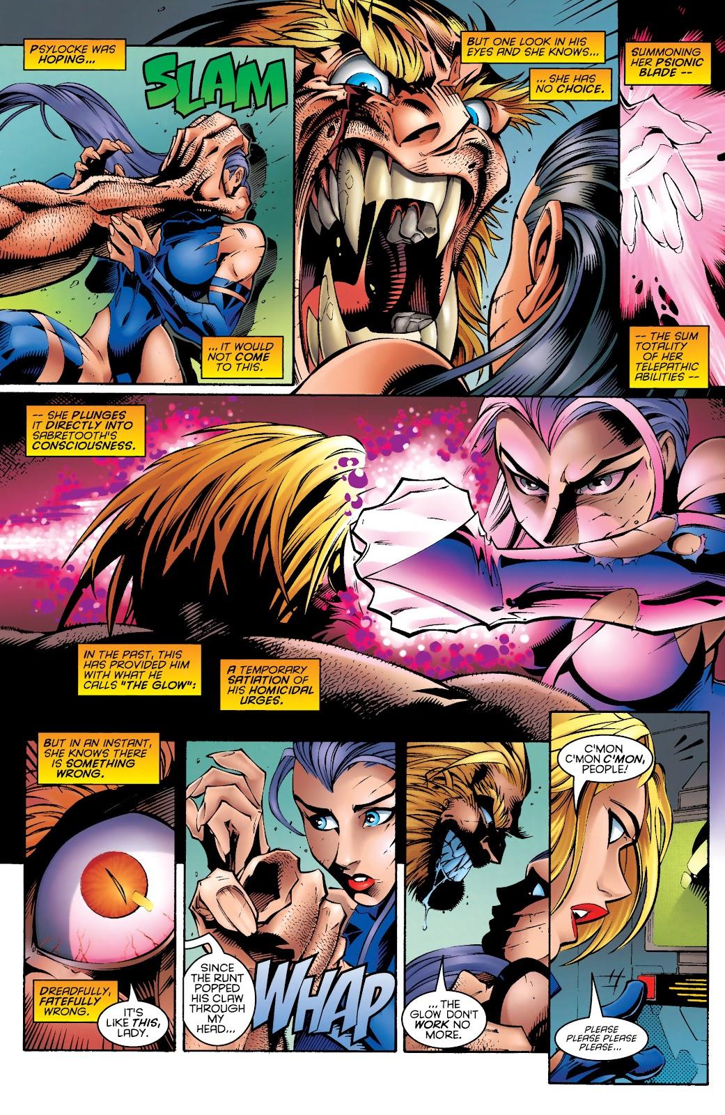Uncanny X-Men (1963) issue 328 - Page 19