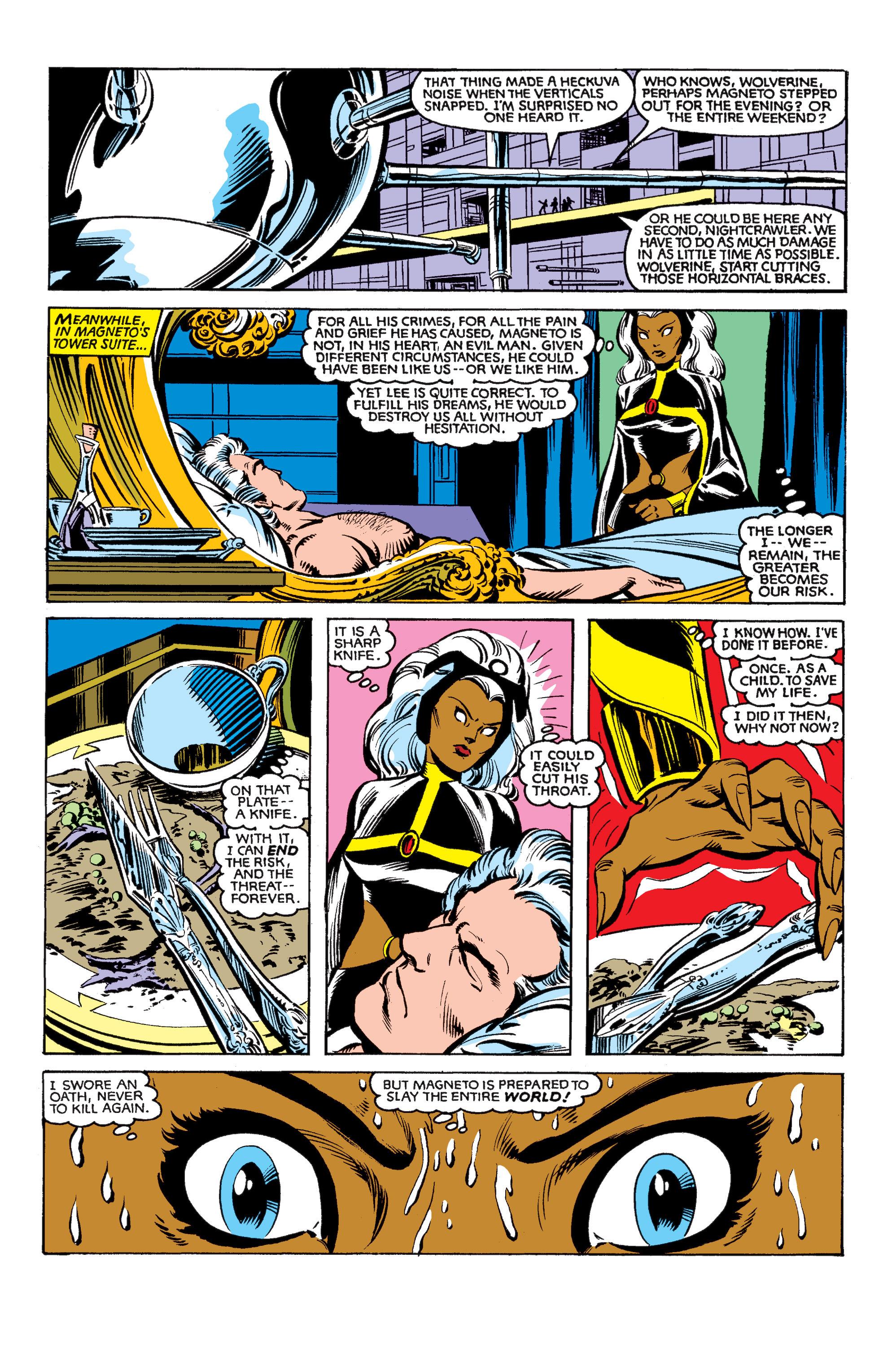 Read online Uncanny X-Men (1963) comic -  Issue #150 - 23