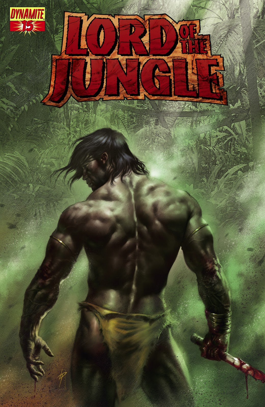 Lord Of The Jungle (2012) issue 15 - Page 1