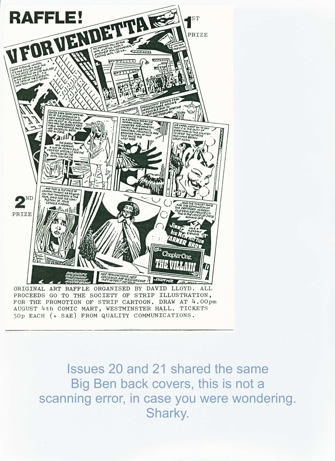 Warrior Issue #21 #22 - English 53