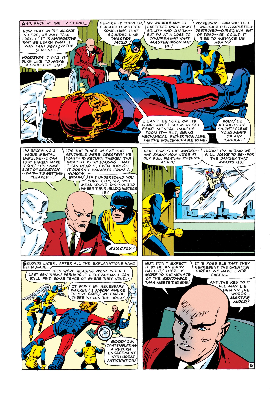 Read online Uncanny X-Men (1963) comic -  Issue #14 - 19