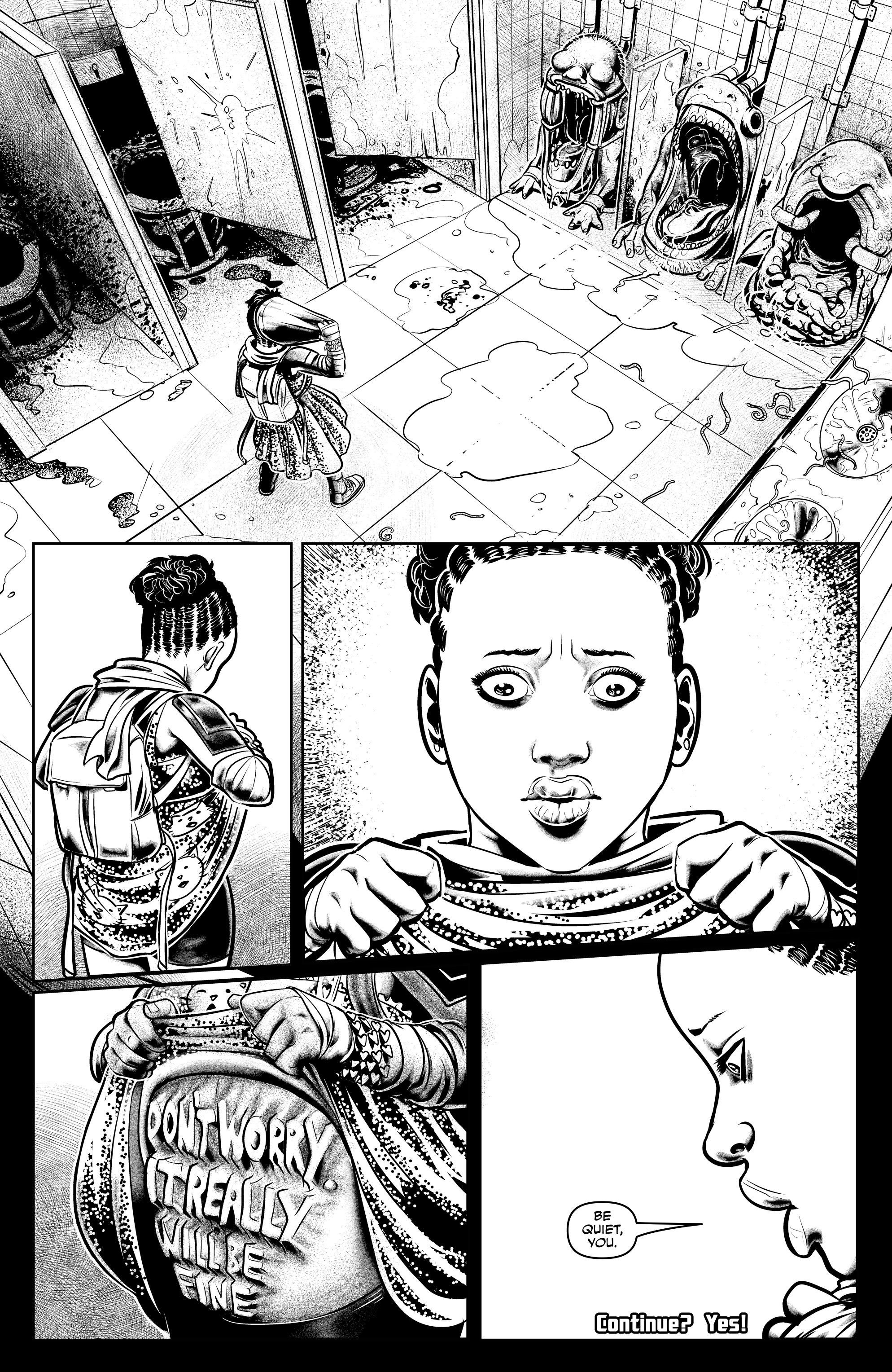 Read online Alan Moore's Cinema Purgatorio comic -  Issue #7 - 32