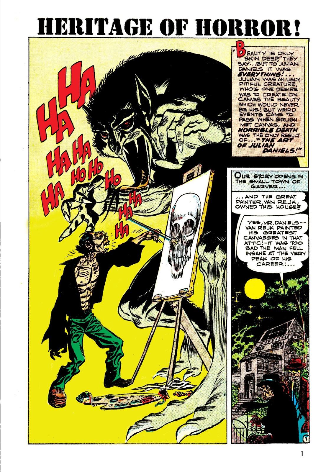 Read online The Joe Kubert Archives comic -  Issue # TPB (Part 1) - 12