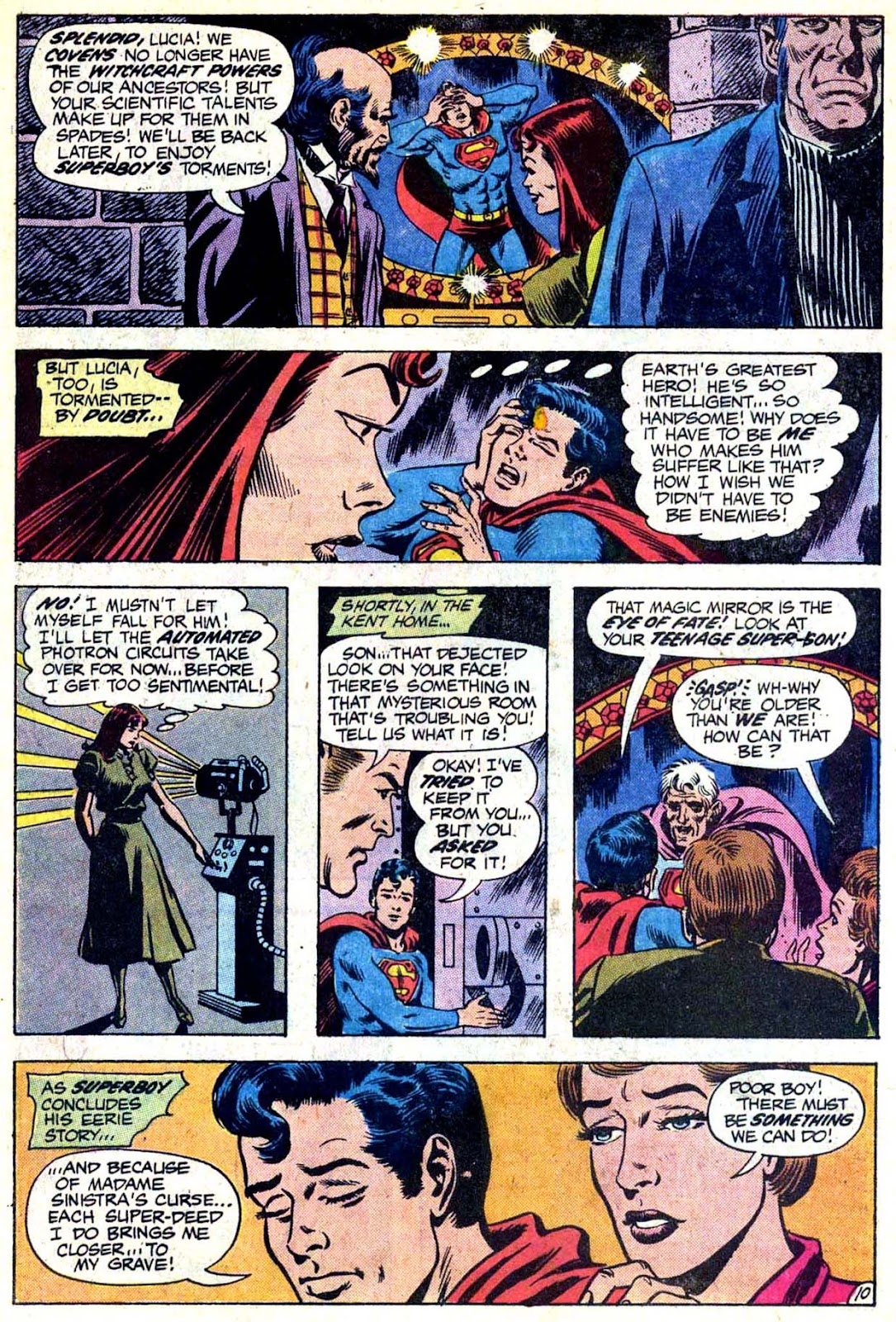 Superboy (1949) issue 184 - Page 10