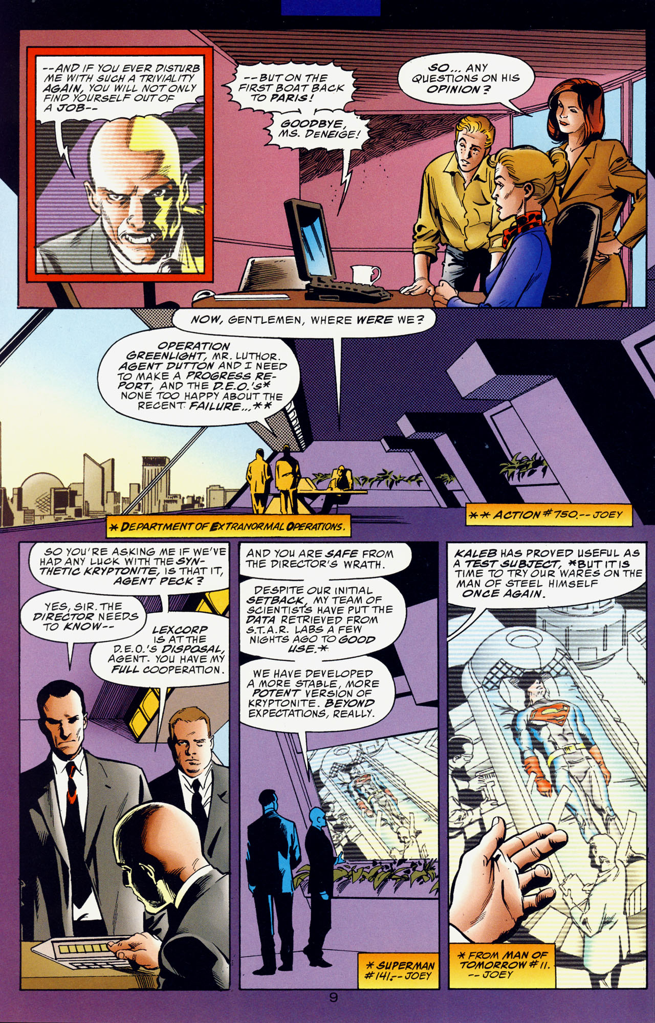 Action Comics (1938) 751 Page 12