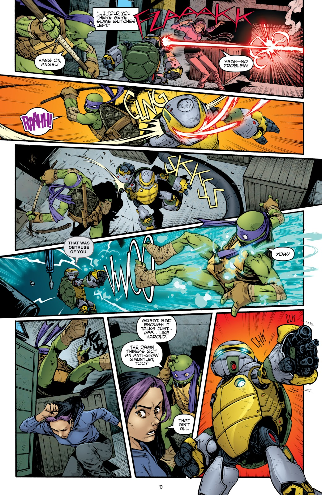 Read online Teenage Mutant Ninja Turtles: The IDW Collection comic -  Issue # TPB 4 (Part 3) - 48