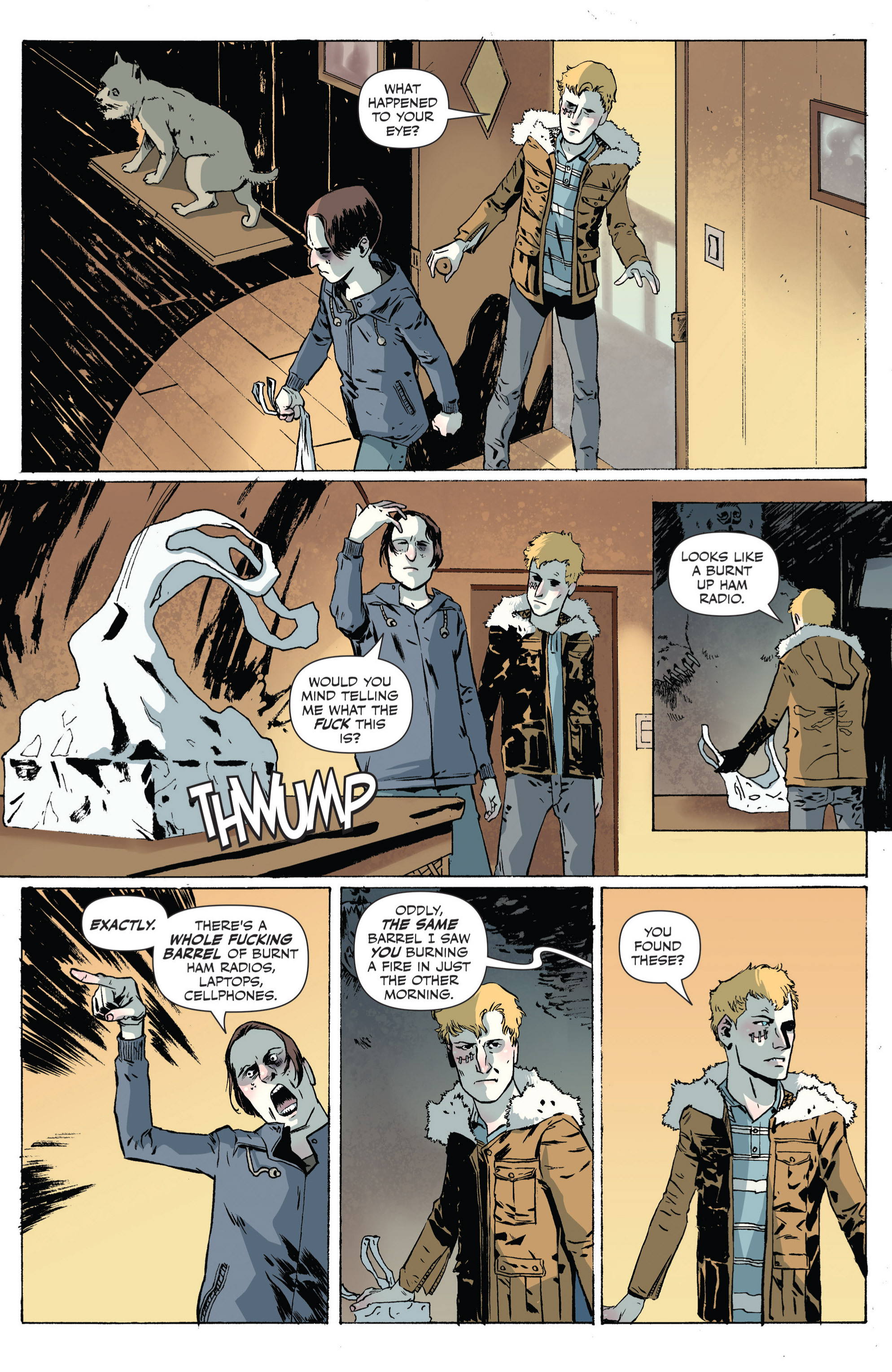 Read online Sheltered comic -  Issue #4 - 13