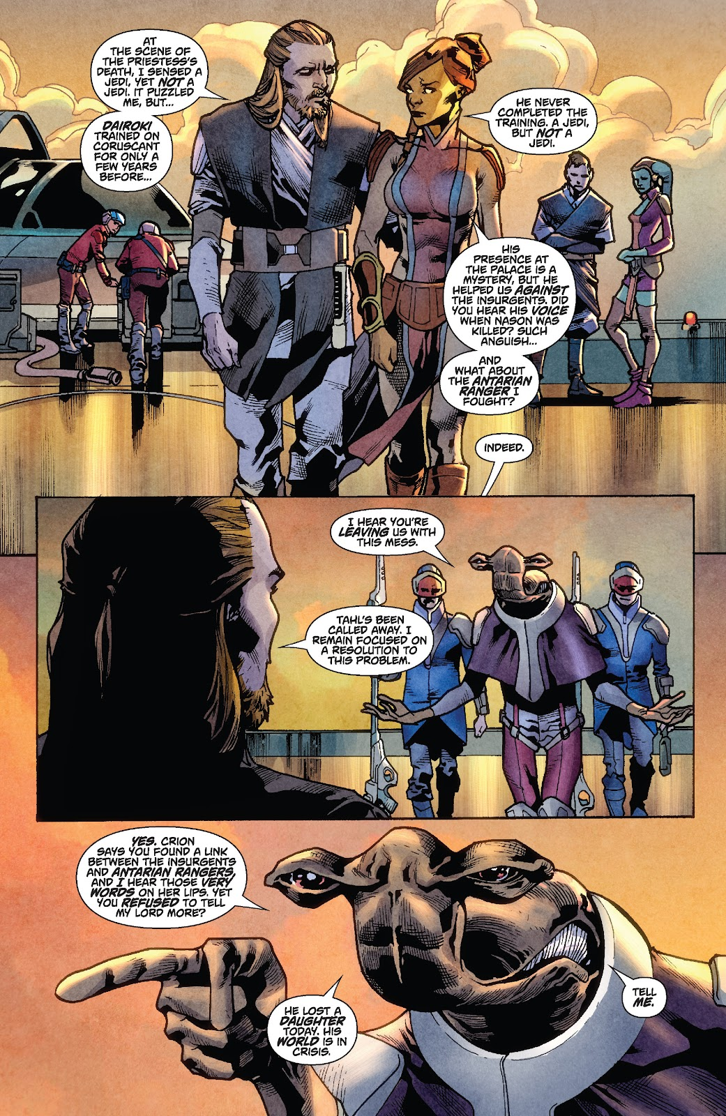 Read online Star Wars Legends: Rise of the Sith - Epic Collection comic -  Issue # TPB 1 (Part 2) - 55