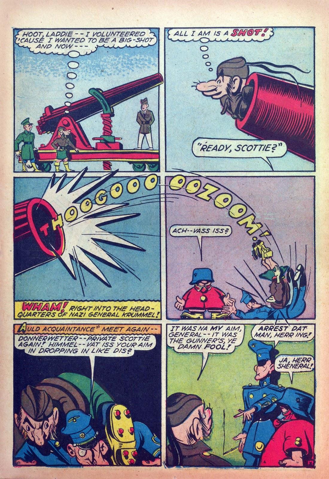 Read online Joker Comics comic -  Issue #9 - 48