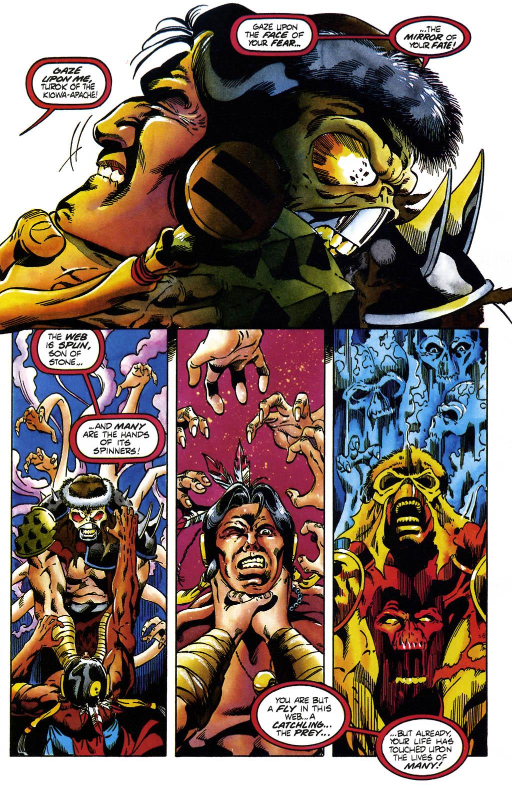 Read online Turok, Dinosaur Hunter (1993) comic -  Issue #36 - 15