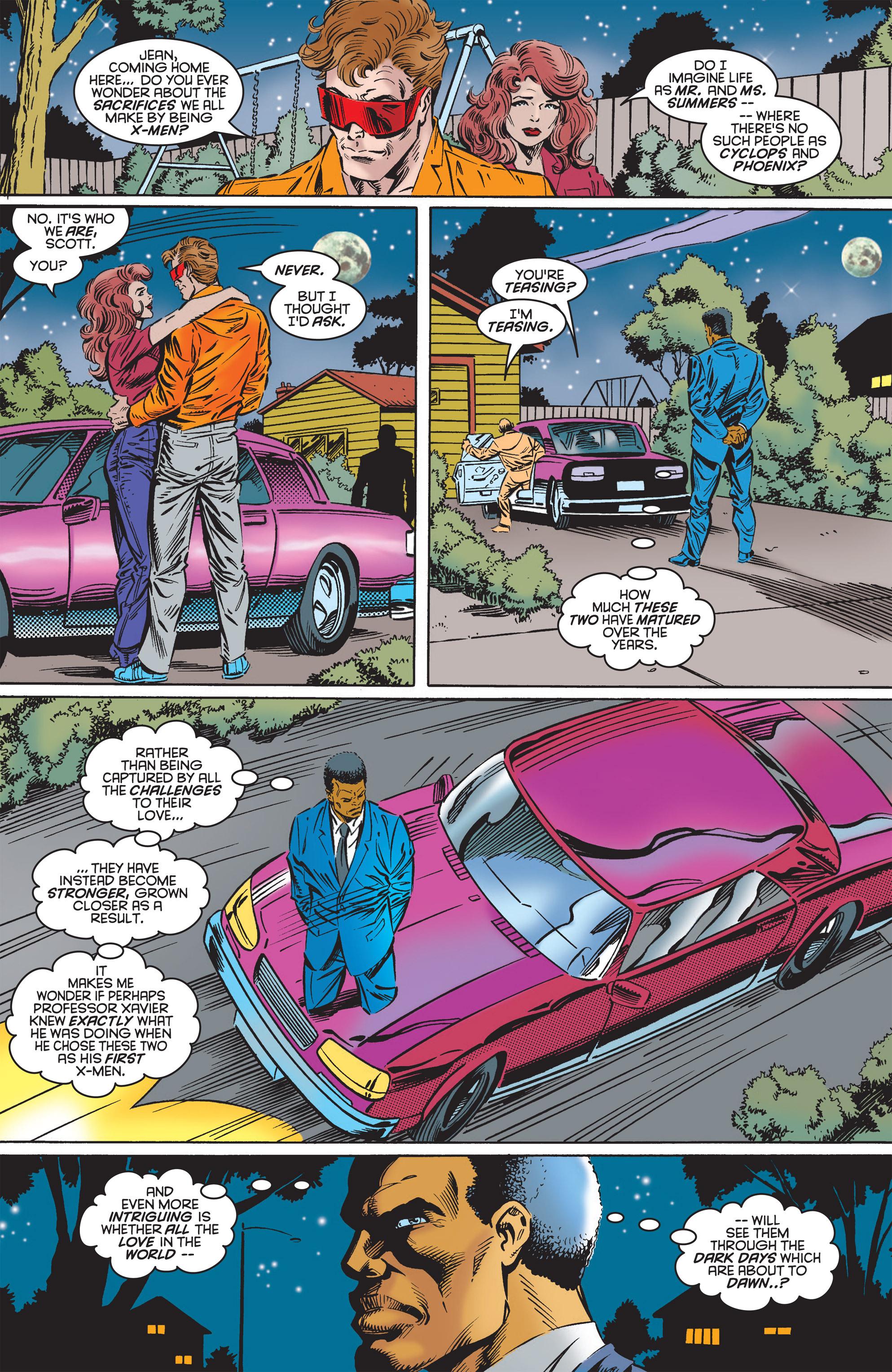 Read online Uncanny X-Men (1963) comic -  Issue #322 - 13