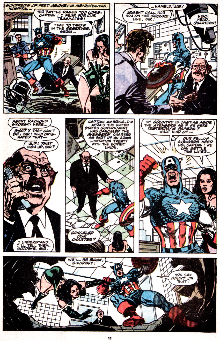 The Avengers (1963) 327 Page 8