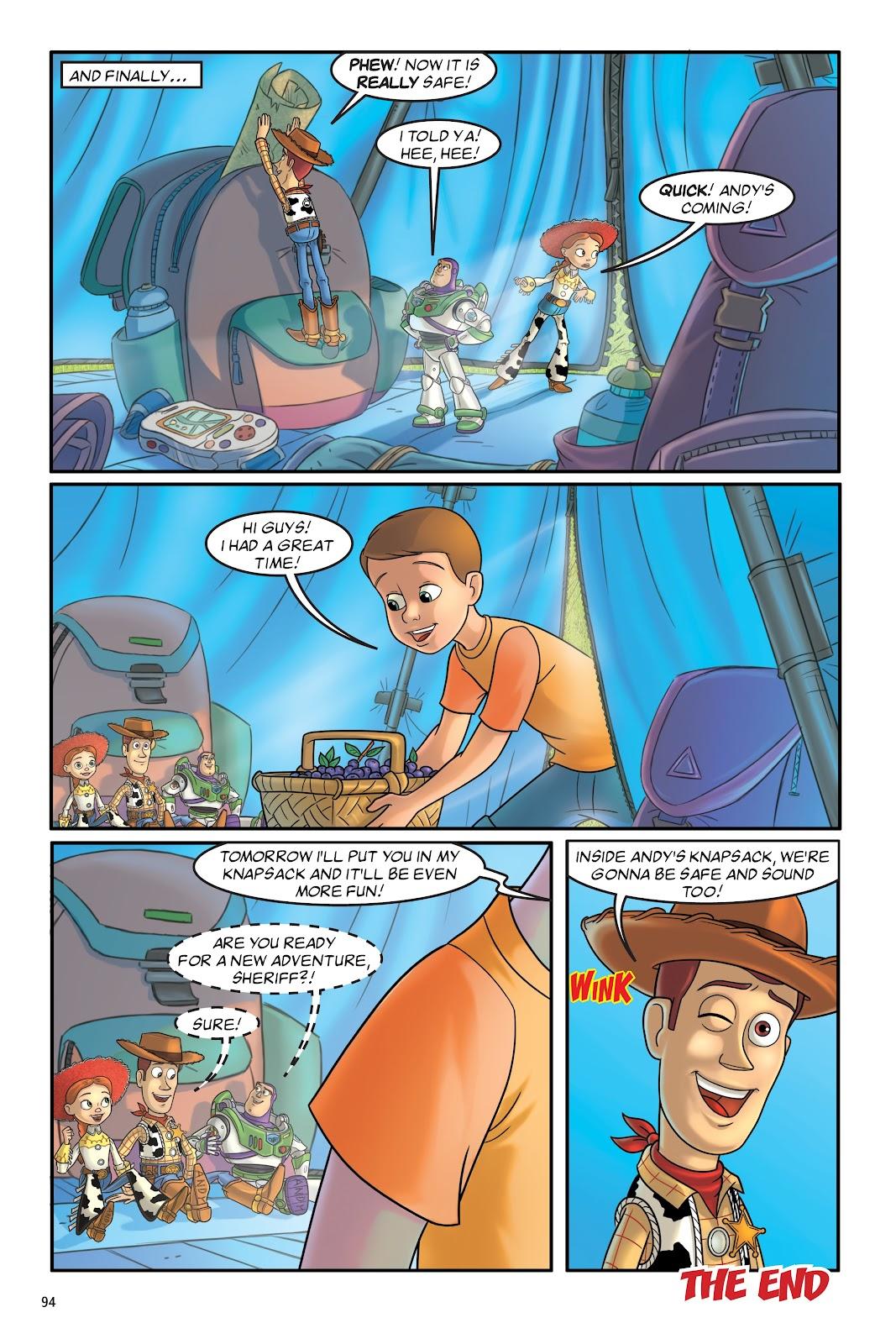 Read online DISNEY·PIXAR Toy Story Adventures comic -  Issue # TPB 1 (Part 1) - 94