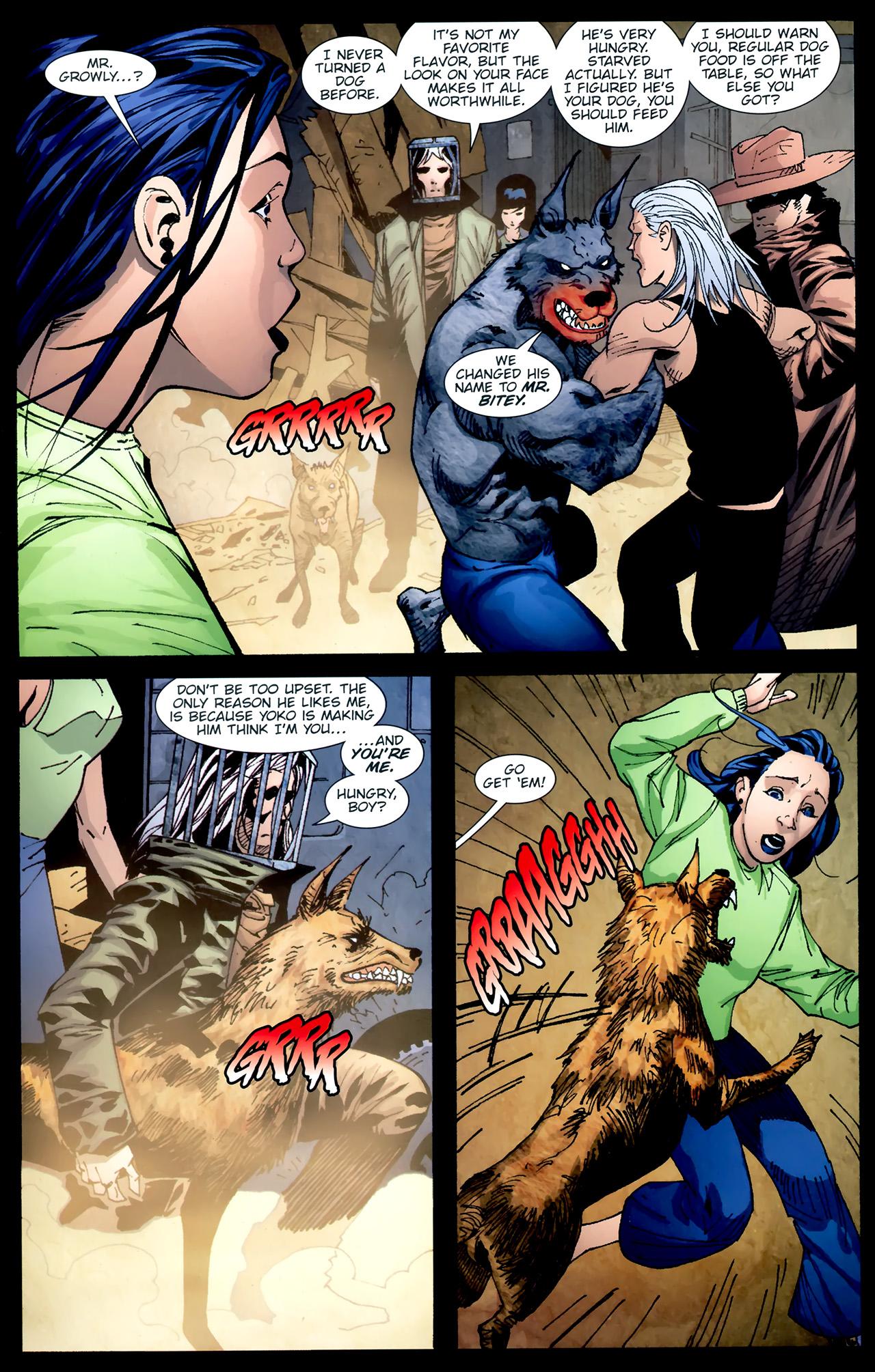 Read online Dead Romeo comic -  Issue #6 - 5