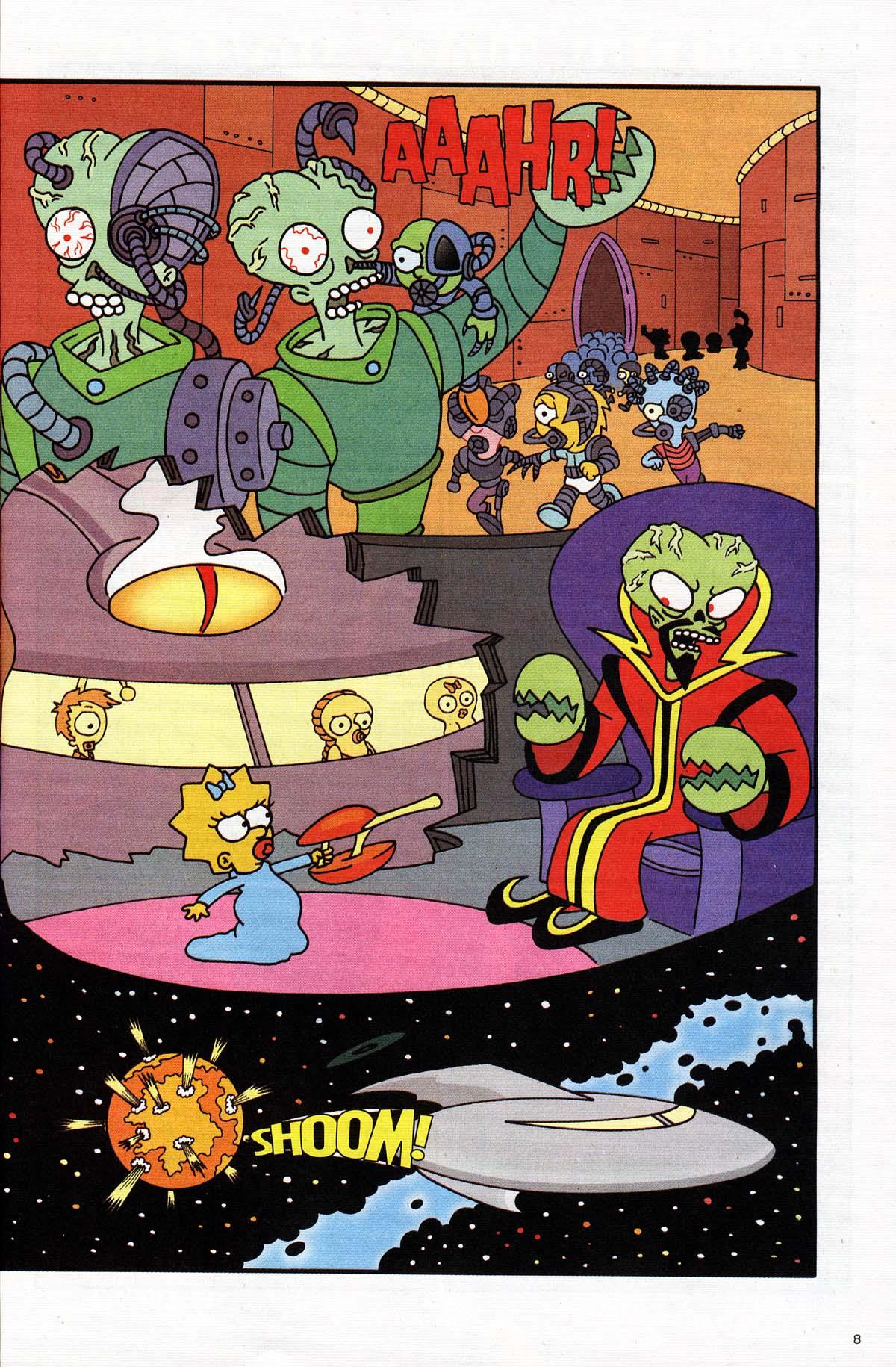 Read online Simpsons Comics Presents Bart Simpson comic -  Issue #15 - 29