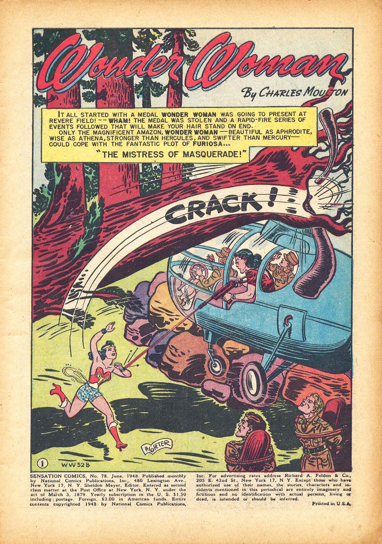 Read online Sensation (Mystery) Comics comic -  Issue #78 - 3