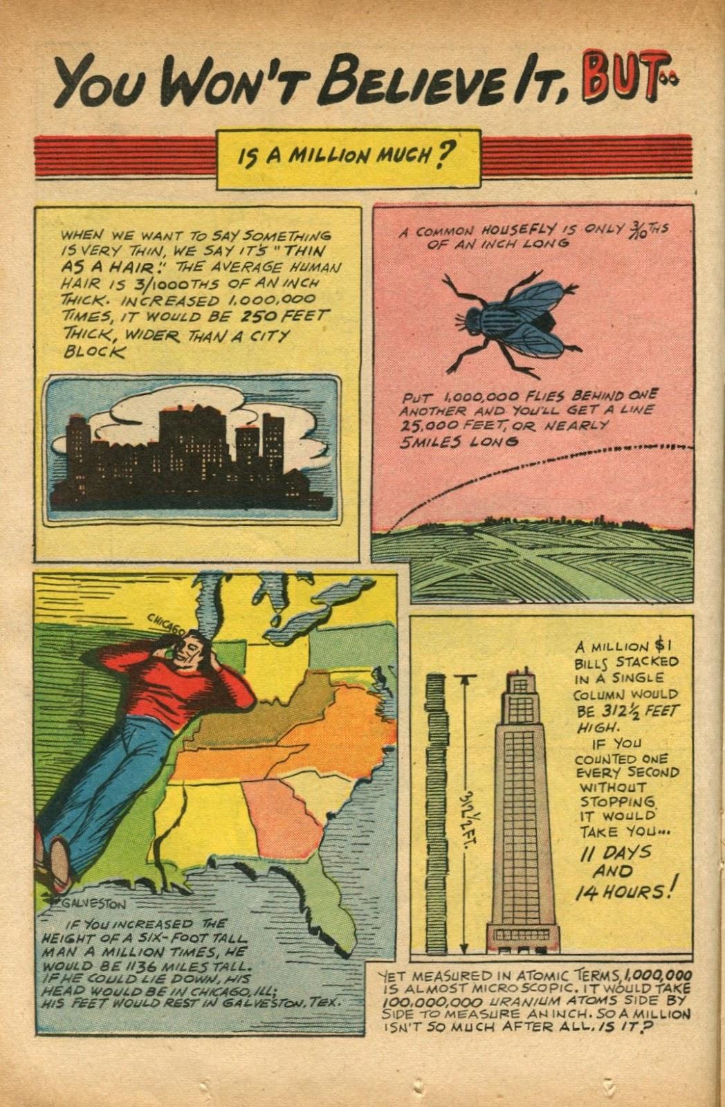 Read online Super-Magician Comics comic -  Issue #51 - 22