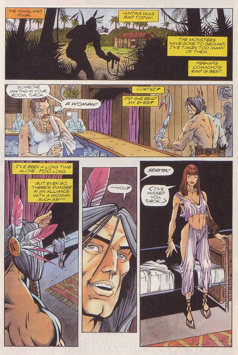 Read online Turok, Dinosaur Hunter (1993) comic -  Issue #3 - 7