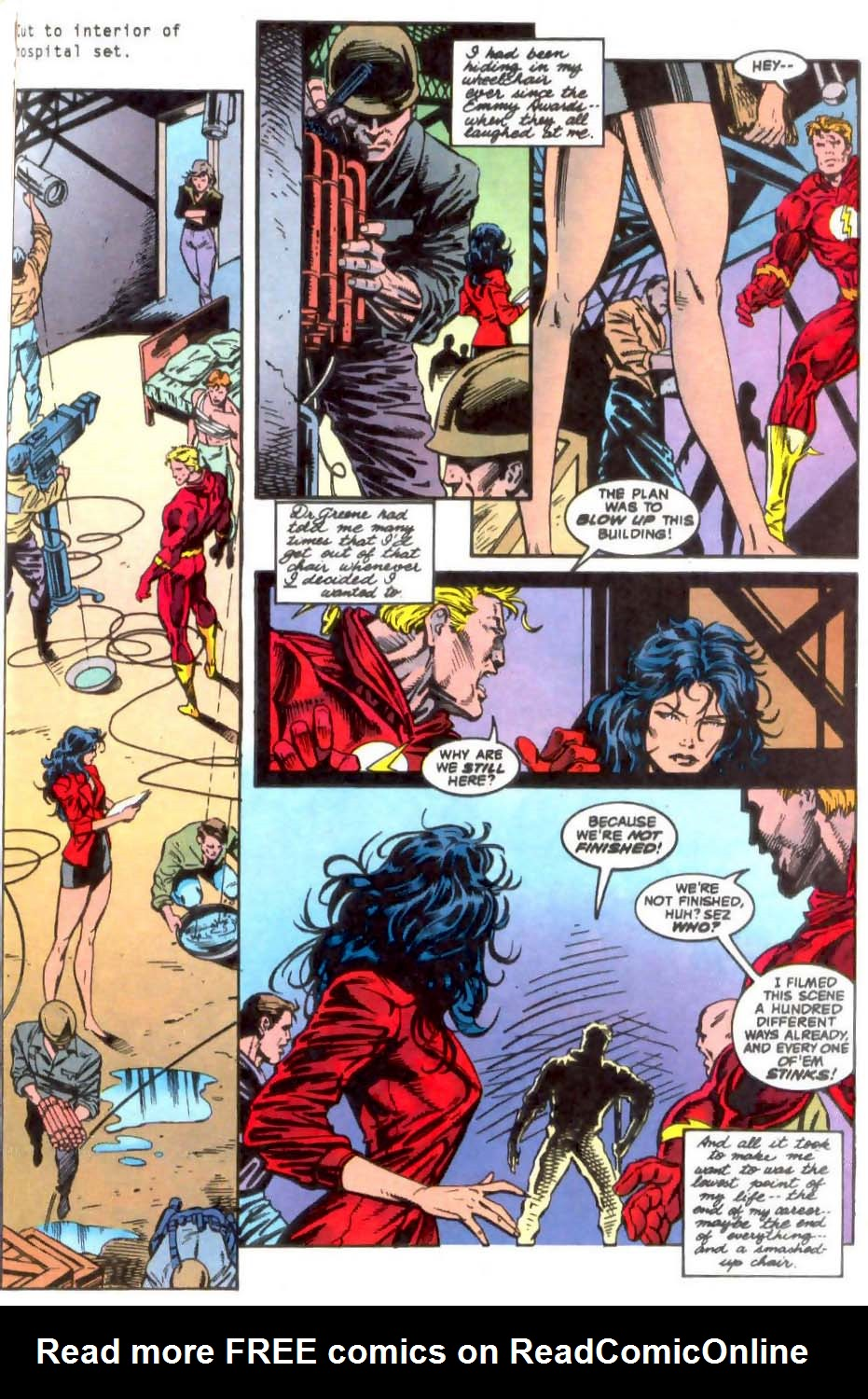 Read online The Flash (1987) comic -  Issue # _Annual 7 - 49
