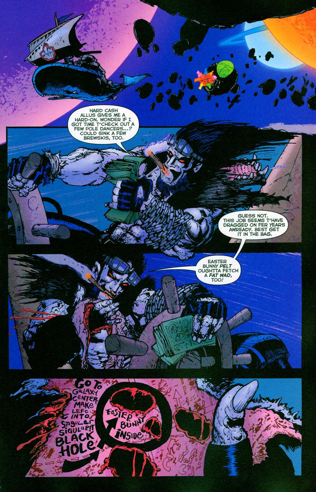 Read online The Authority/Lobo: Spring Break Massacre comic -  Issue # Full - 17