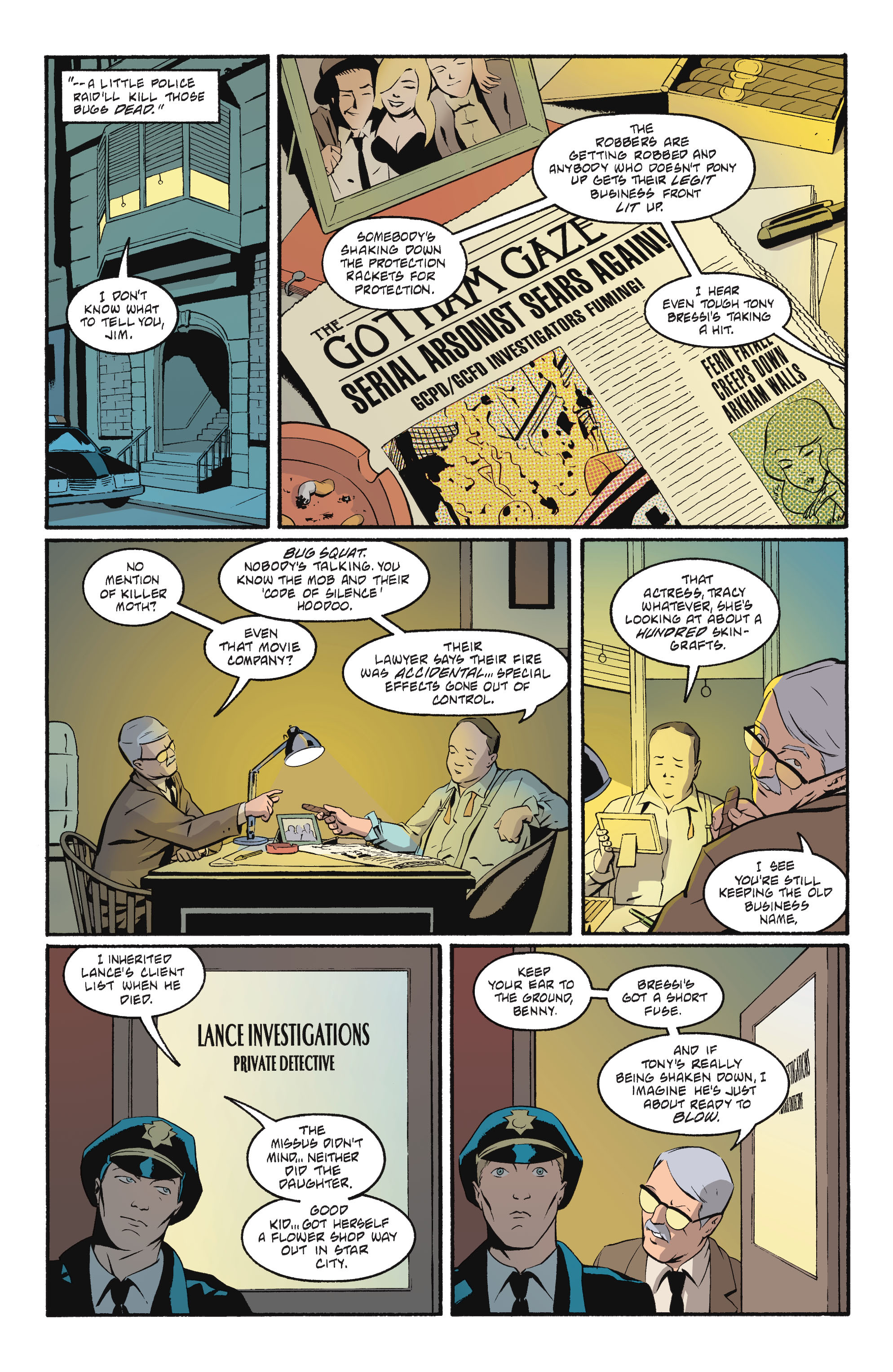 Read online Batgirl/Robin: Year One comic -  Issue # TPB 2 - 119