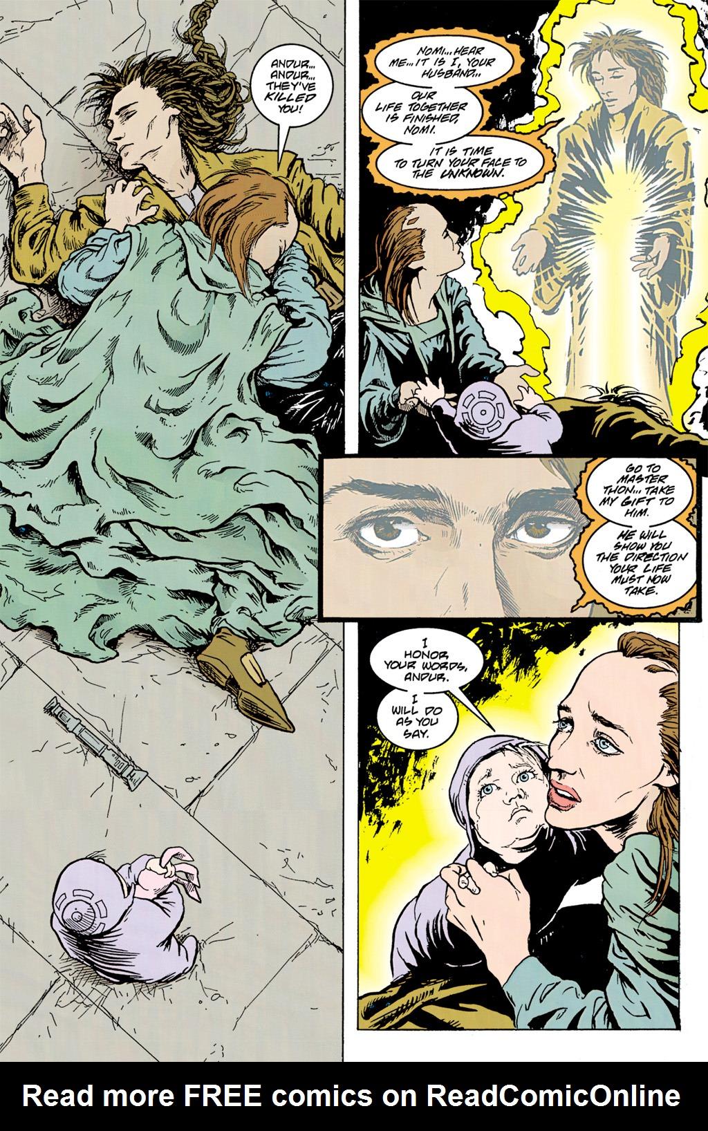 Read online Star Wars Omnibus comic -  Issue # Vol. 4 - 321