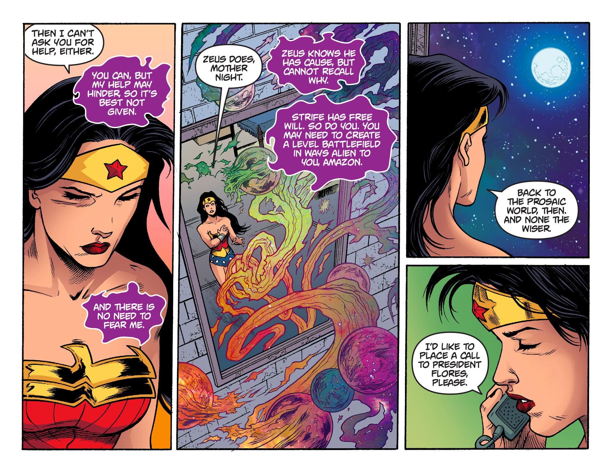 Read online Sensation Comics Featuring Wonder Woman comic -  Issue #43 - 13