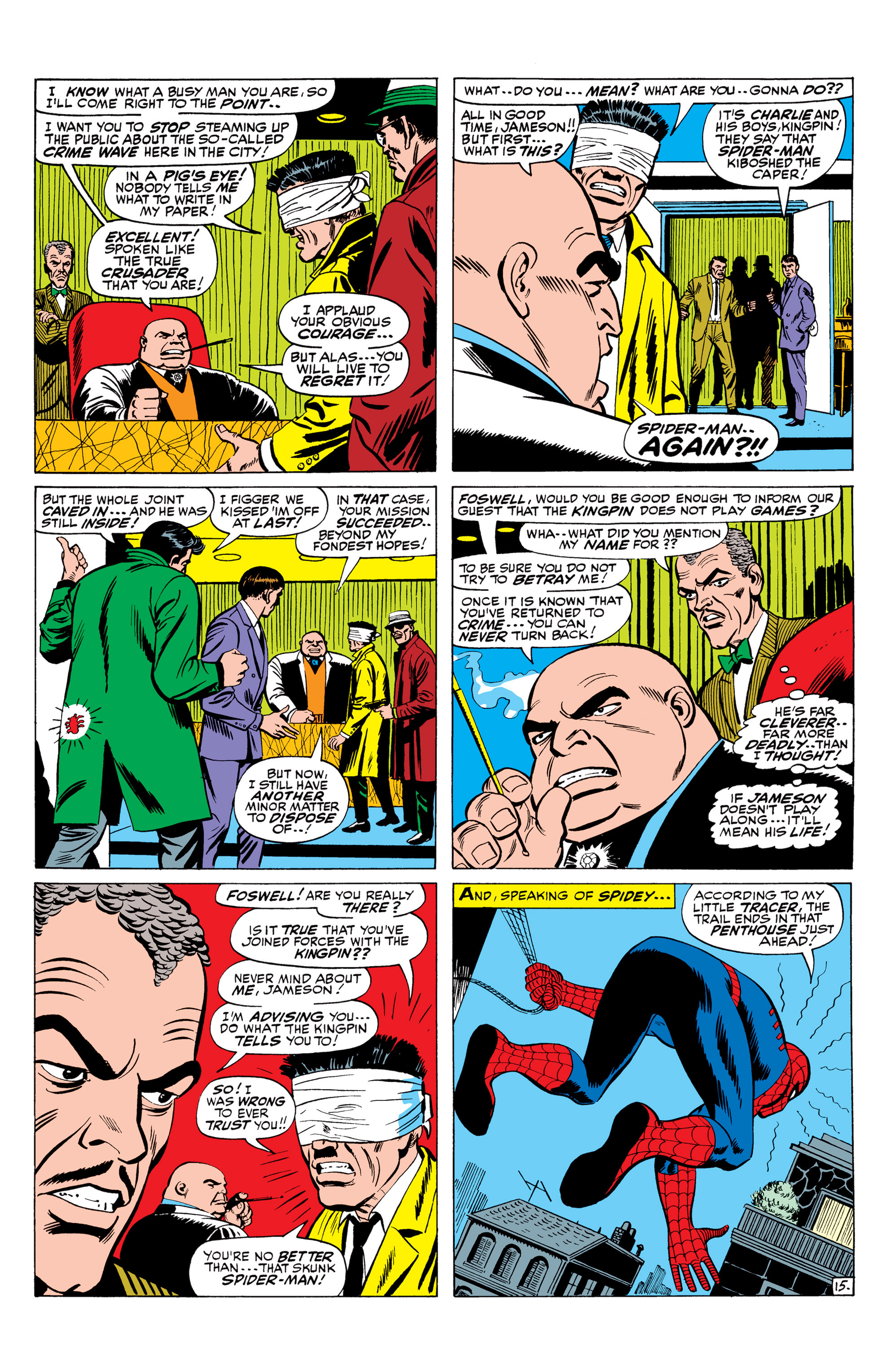 The Amazing Spider-Man (1963) 51 Page 15