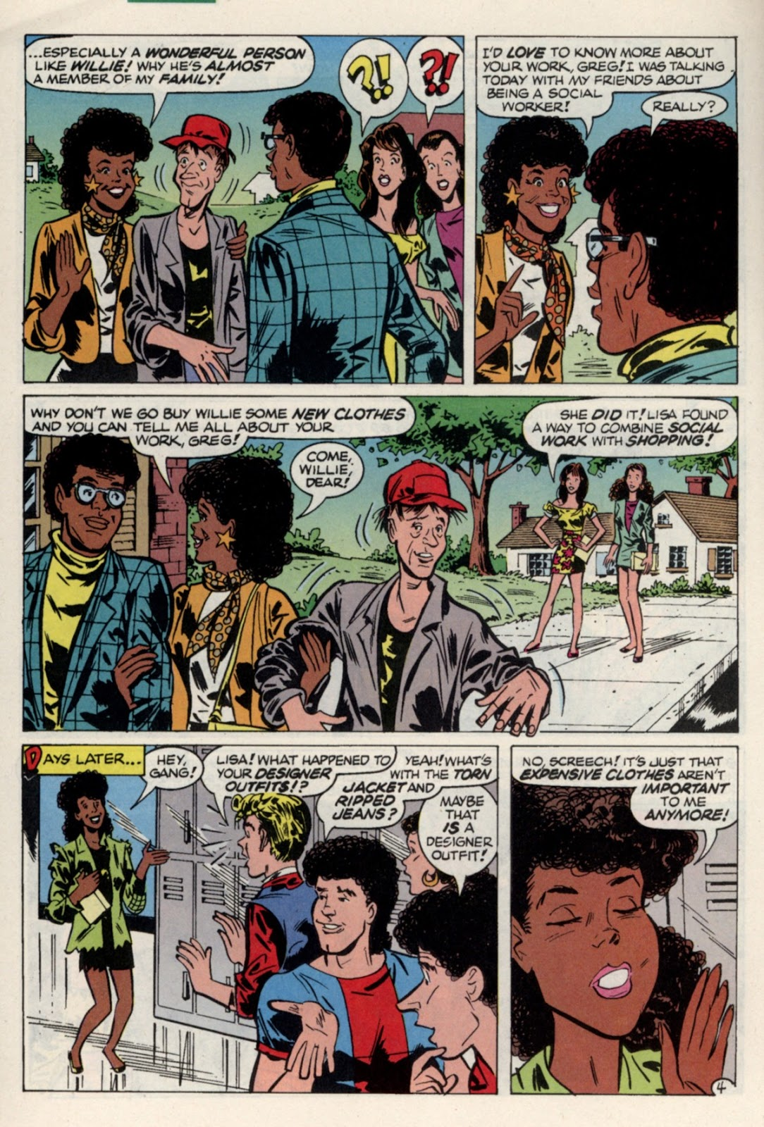 Read online Saved By The Bell comic -  Issue #4 - 23