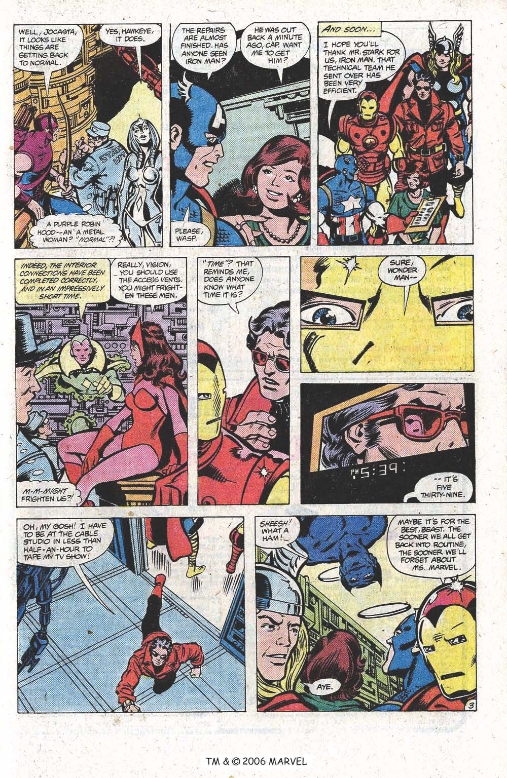 The Avengers (1963) 201 Page 4
