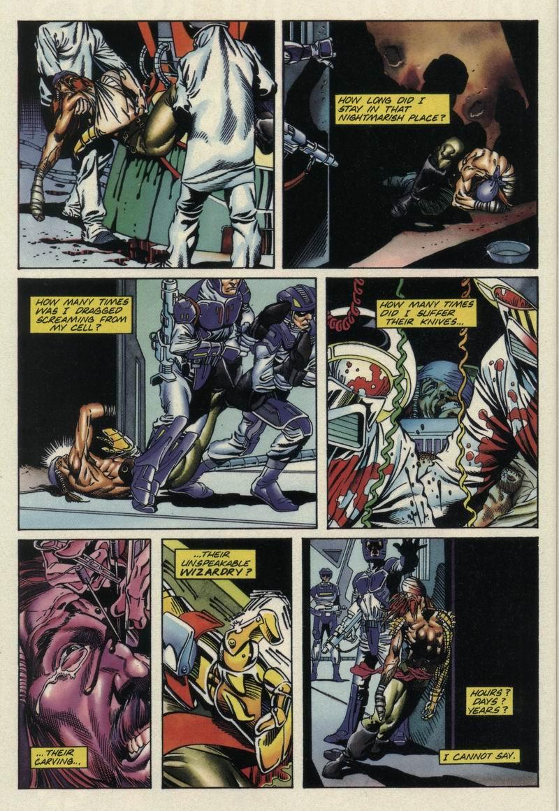 Read online Turok, Dinosaur Hunter (1993) comic -  Issue #13 - 12