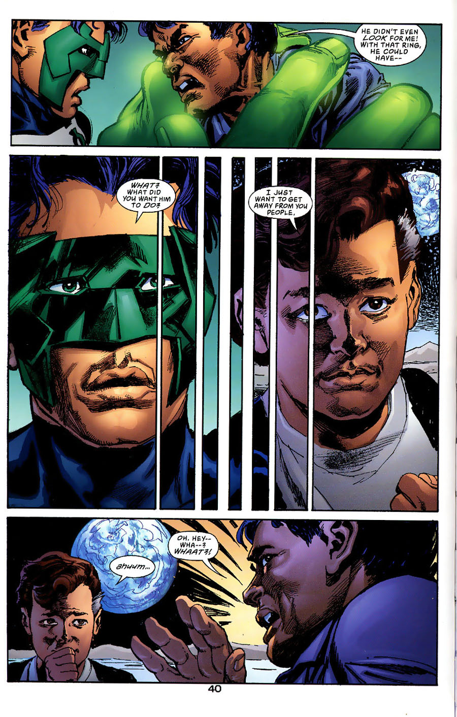 Read online Green Lantern: Legacy: The Last Will and Testament of Hal Jordan comic -  Issue # TPB - 45