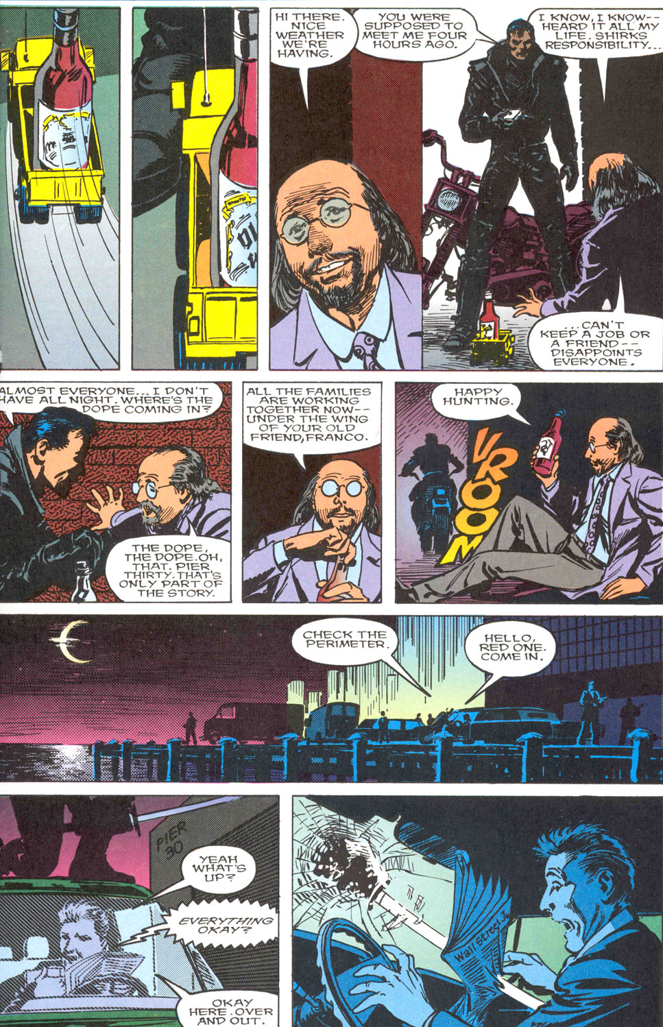 The Punisher Movie Special issue Full - Page 25