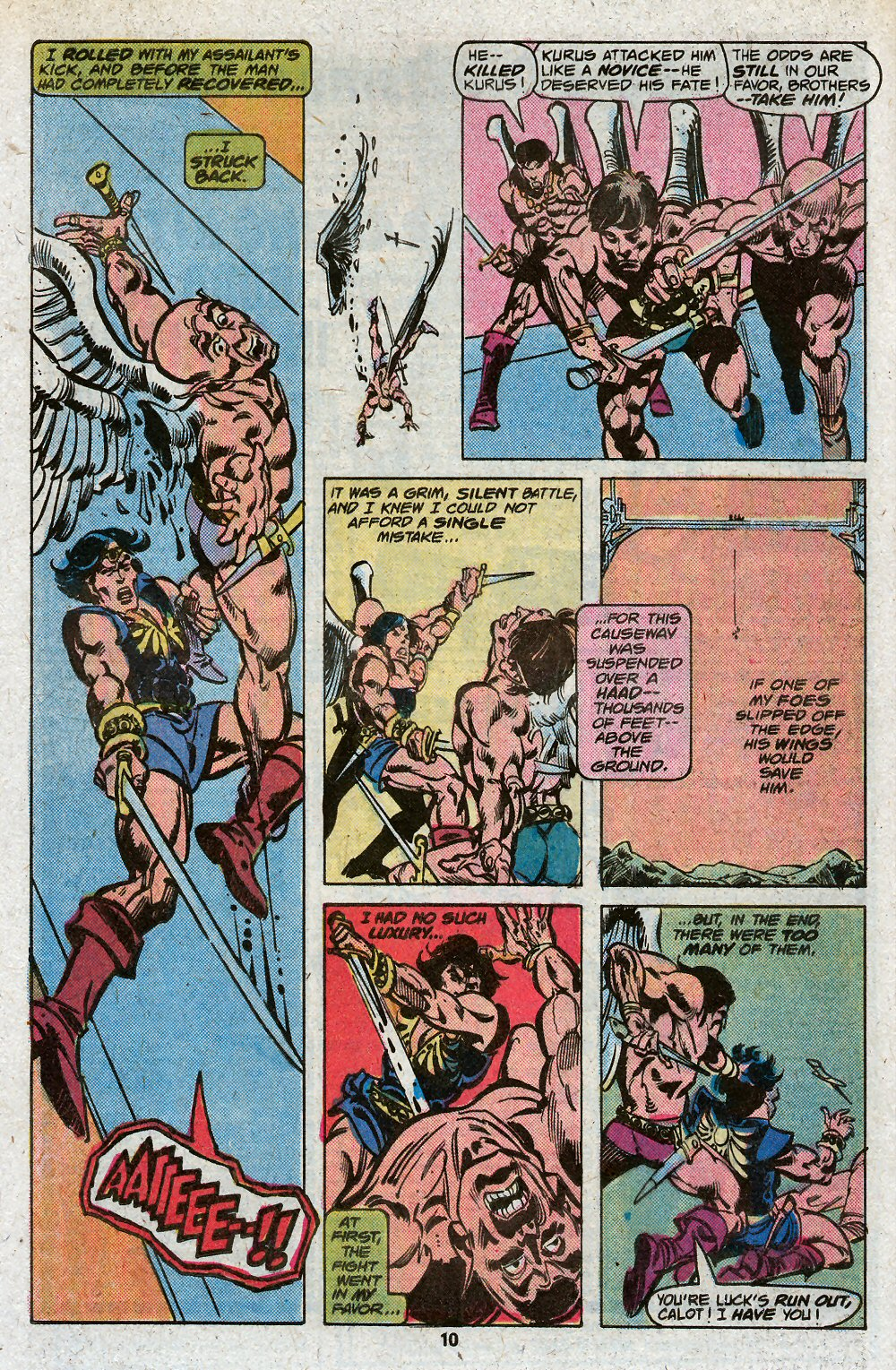 John Carter Warlord of Mars issue 19 - Page 12