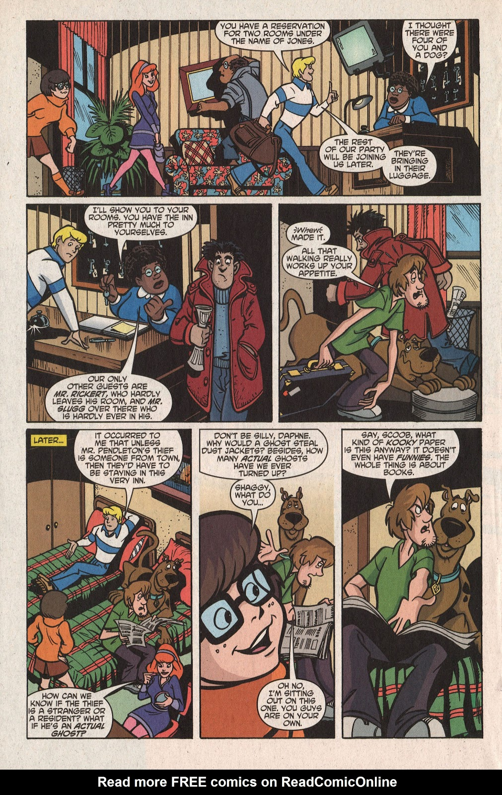 Read online Scooby-Doo (1997) comic -  Issue #101 - 10