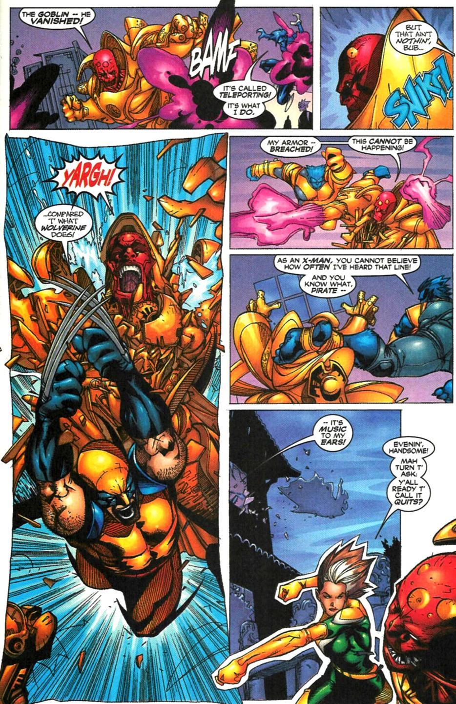 X-Men (1991) 104 Page 19