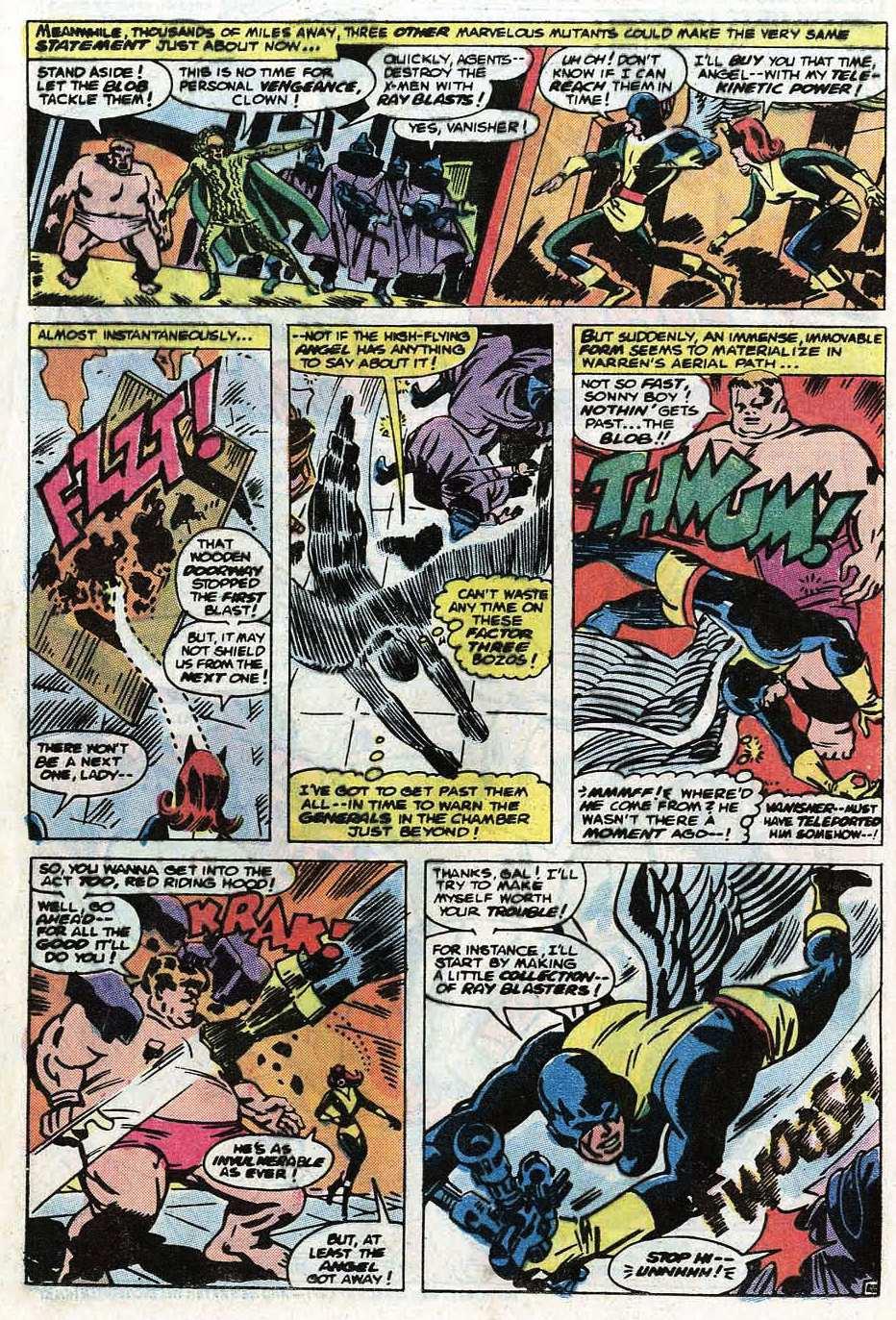 Uncanny X-Men (1963) 86 Page 19