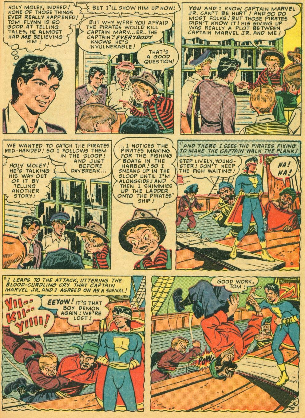 Captain Marvel, Jr. issue 82 - Page 29