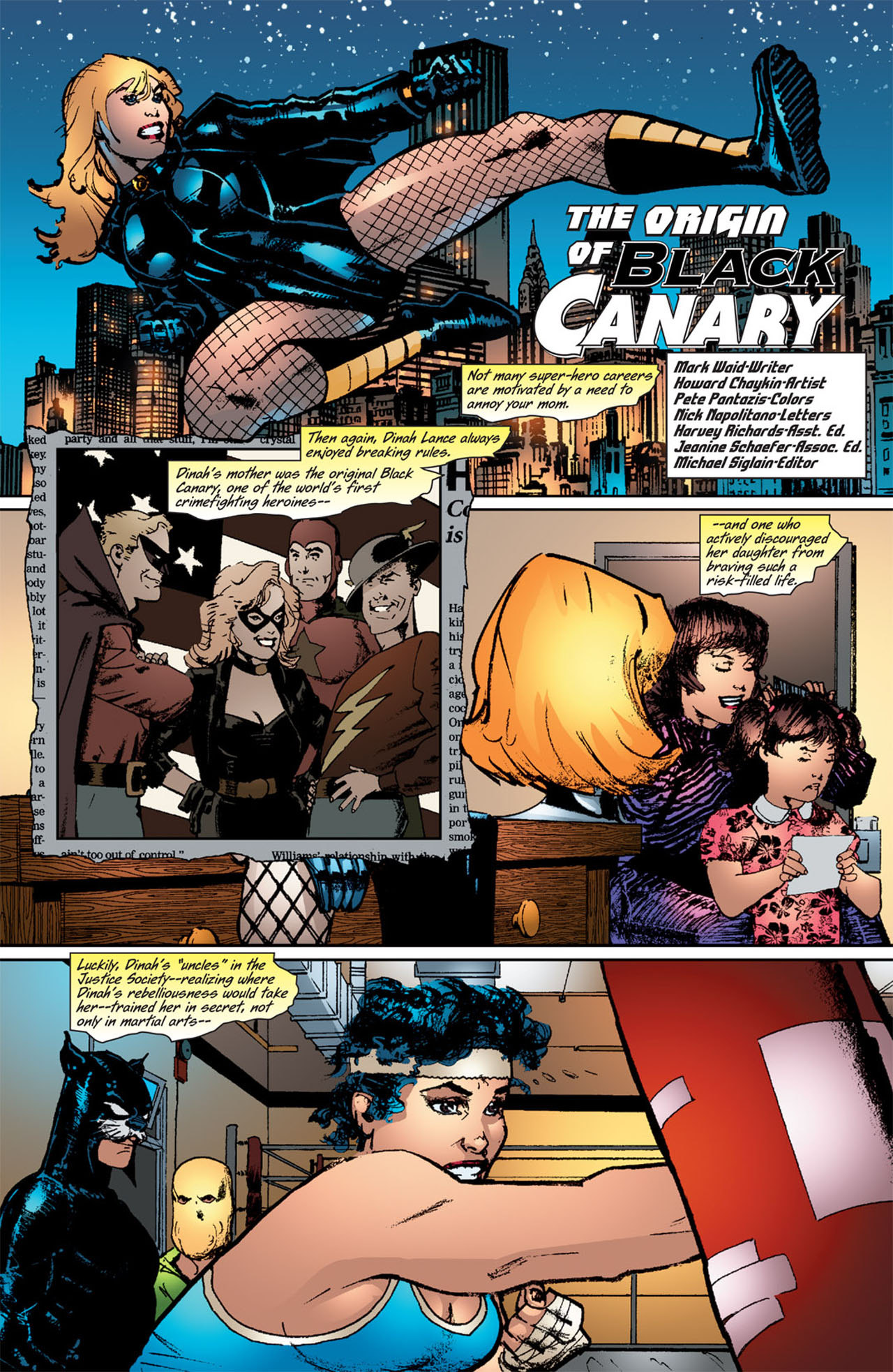 Read online 52 comic -  Issue #27 - 24