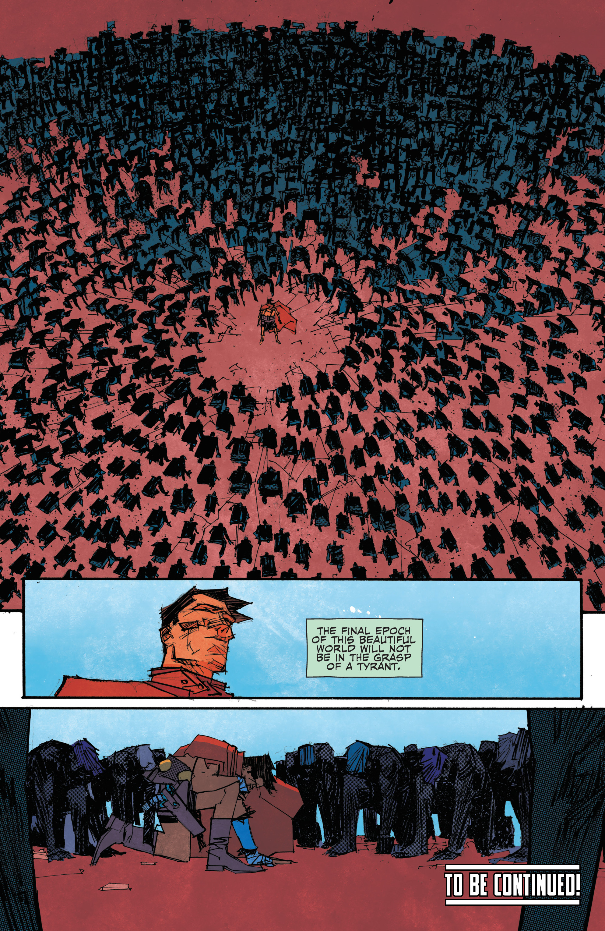 Read online John Carter: The End comic -  Issue #4 - 23