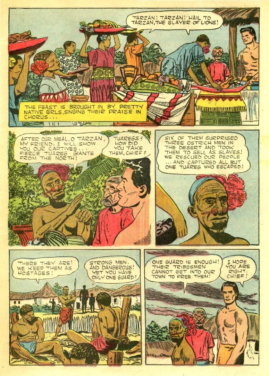 Tarzan (1948) issue 56 - Page 9