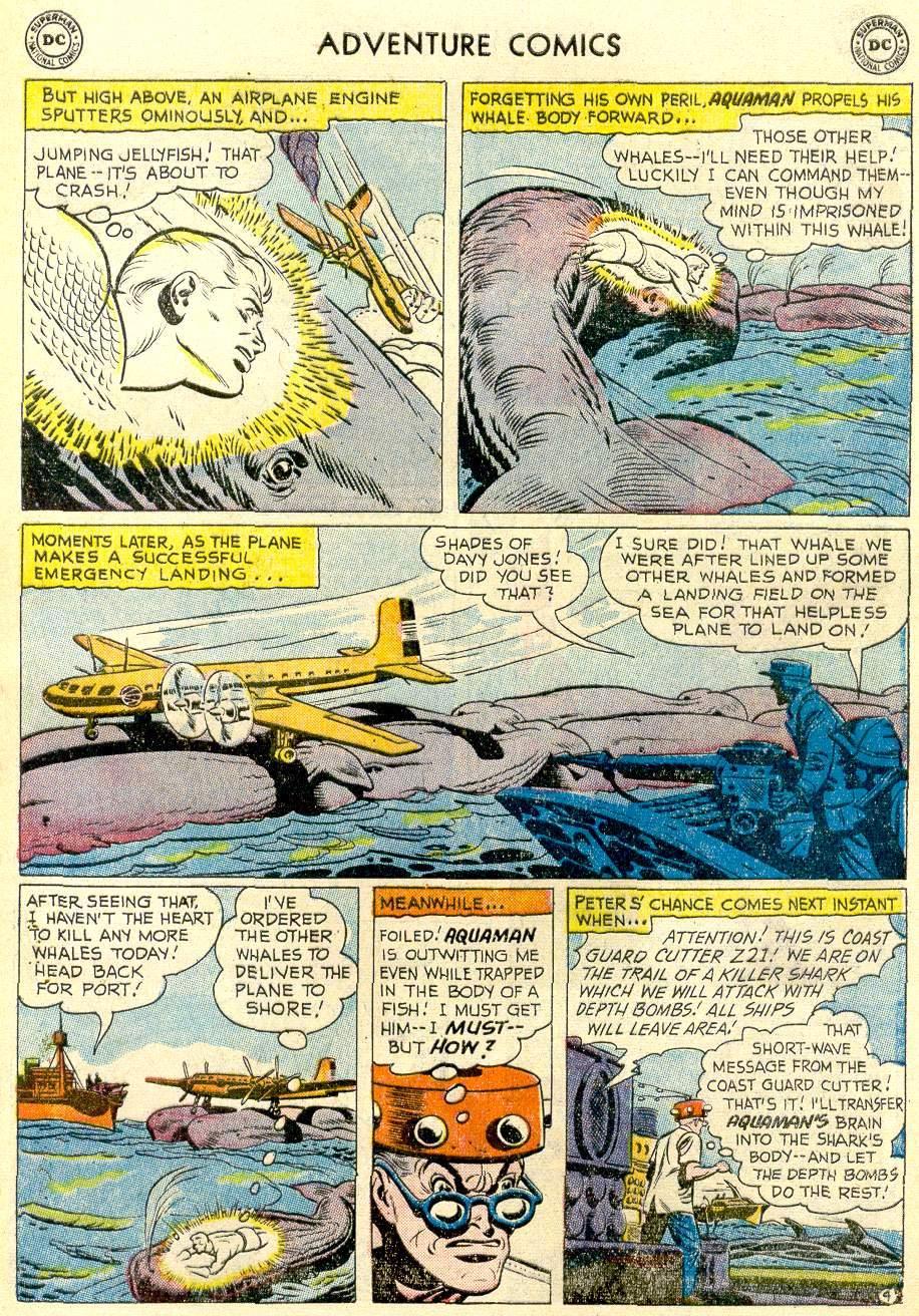 Read online Adventure Comics (1938) comic -  Issue #259 - 21