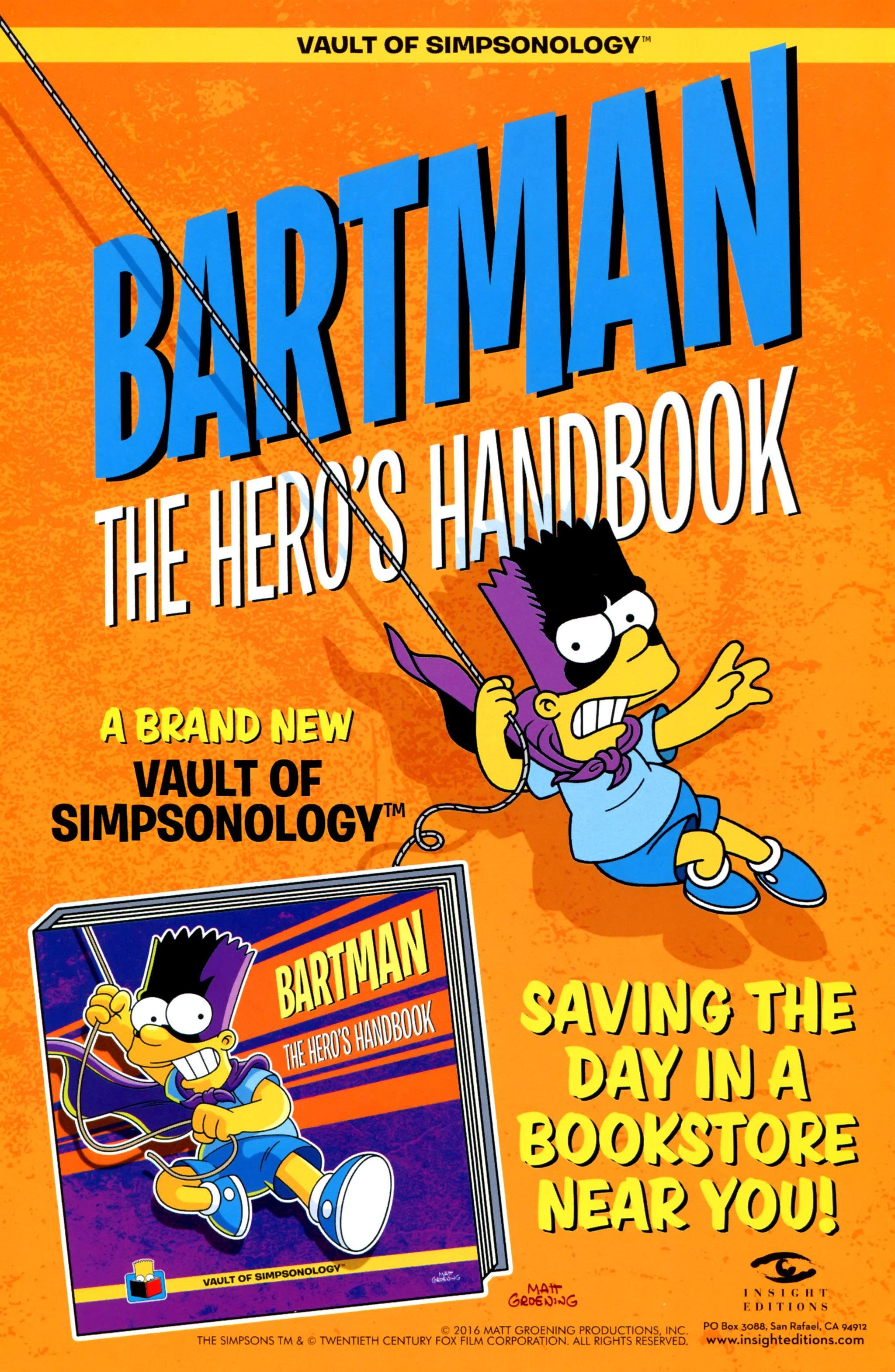 Read online Simpsons Comics comic -  Issue #231 - 30