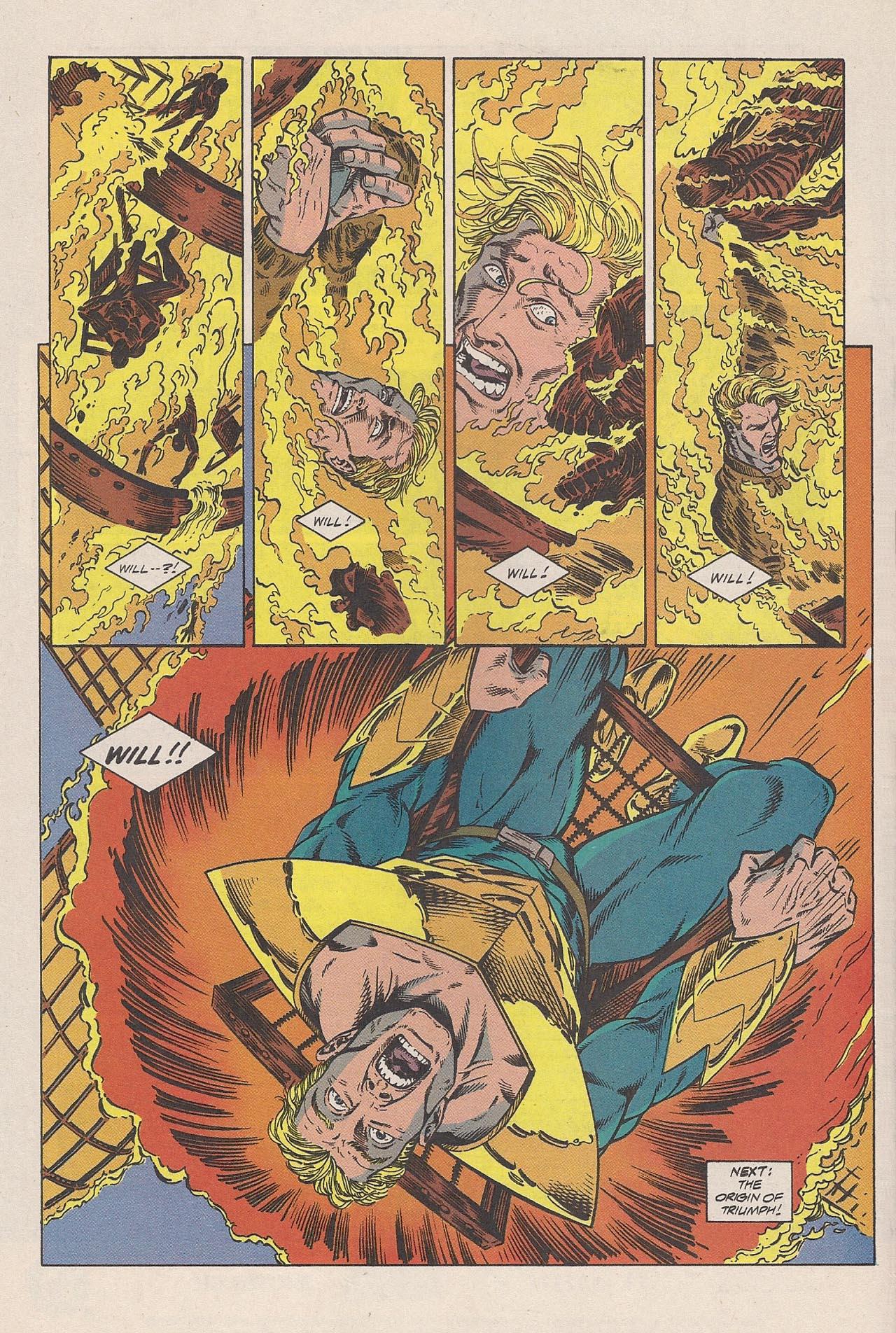 Read online Triumph comic -  Issue #2 - 32